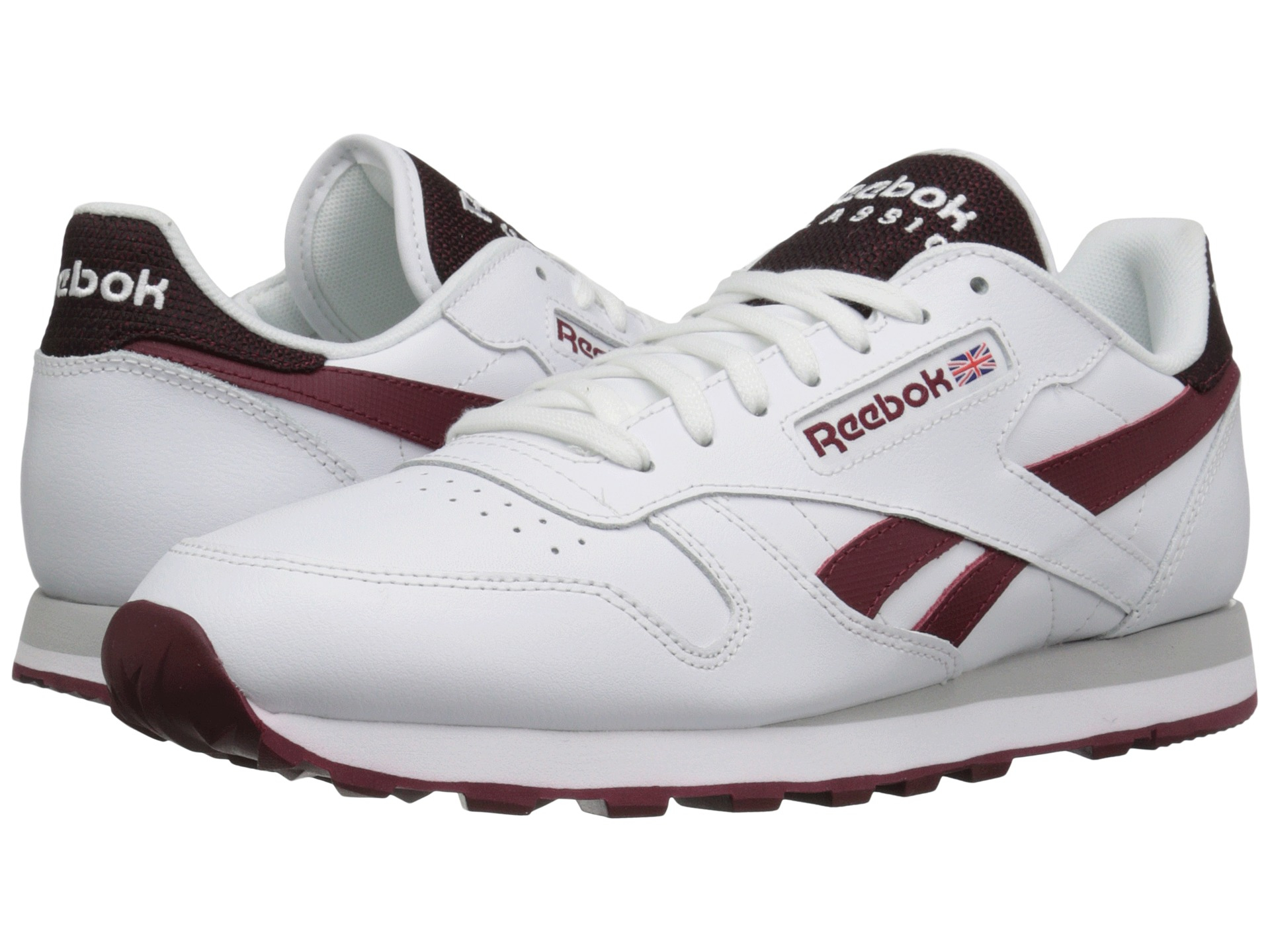 Reebok Classic Leather Pop Sc In White For Men Lyst