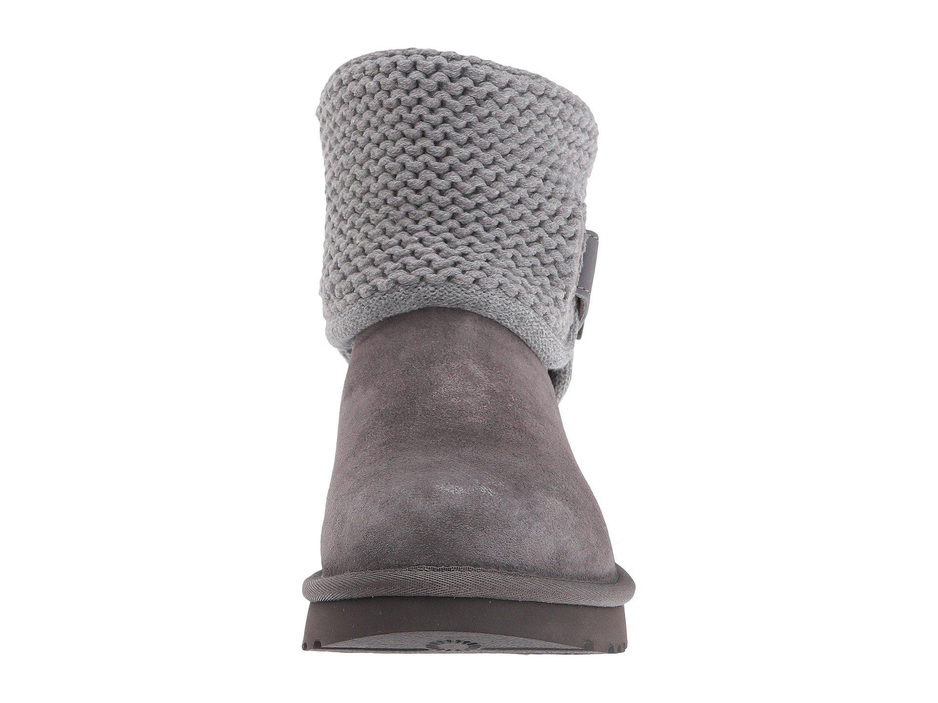 b757100323a Gray Shaina (grey) Women's Boots