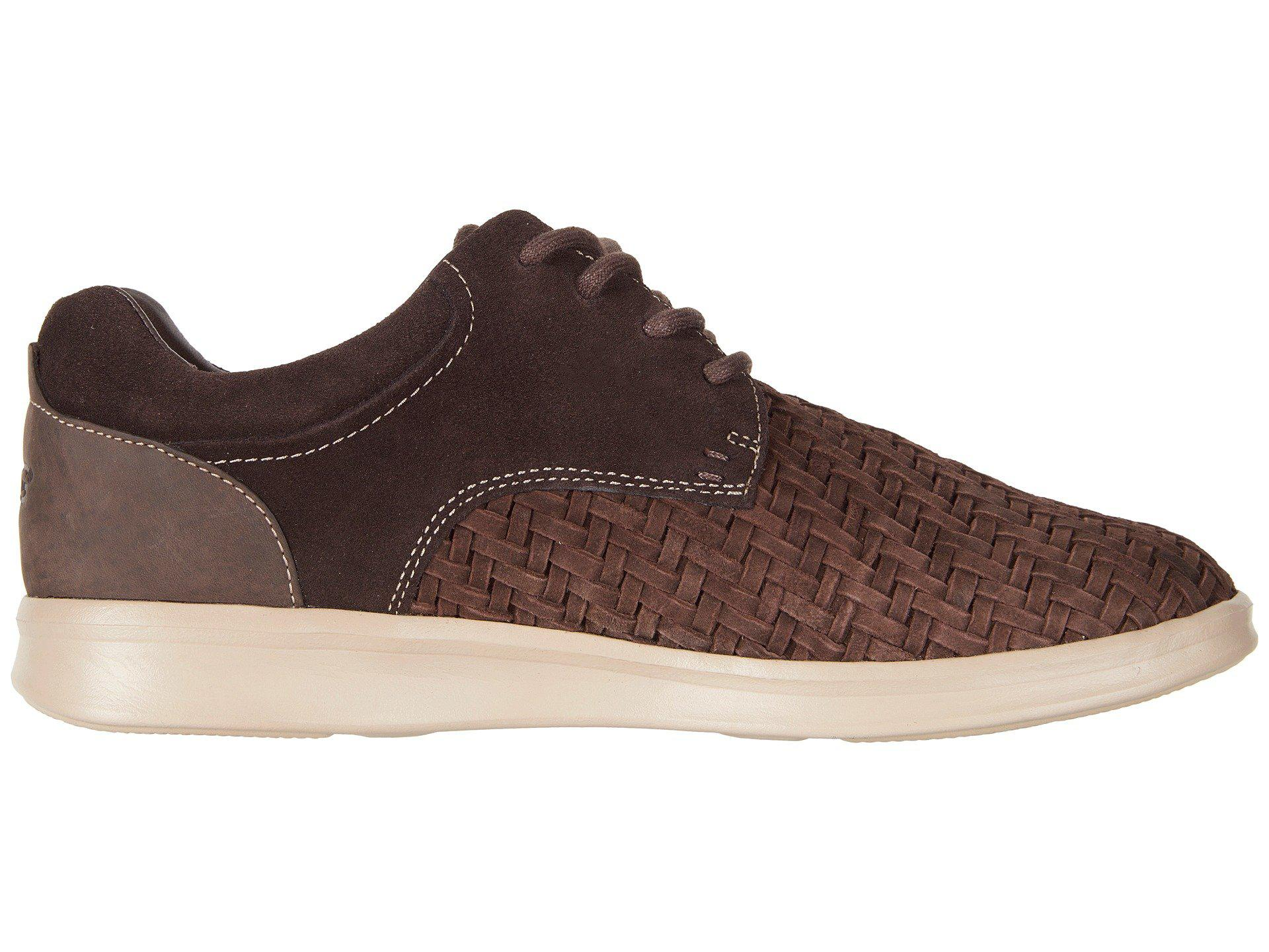 UGG Suede Hepner Woven Luxe (stout