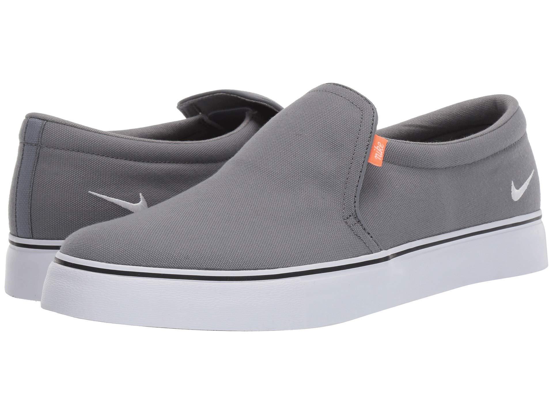 Nike Canvas Court Royale Ac Slip-on