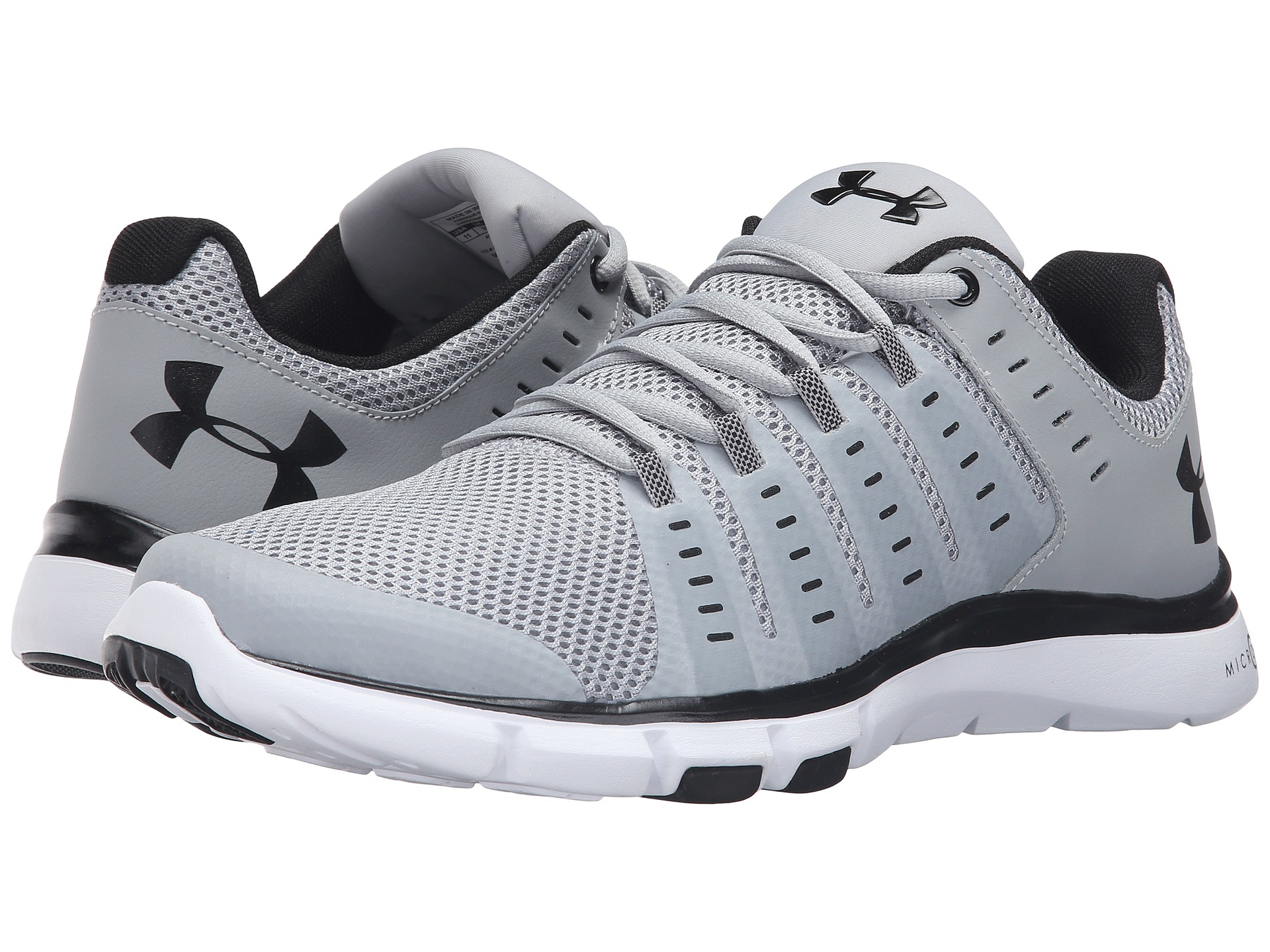 low priced f3ae0 051ea Men's Gray Ua Micro G® Limitless Tr 2