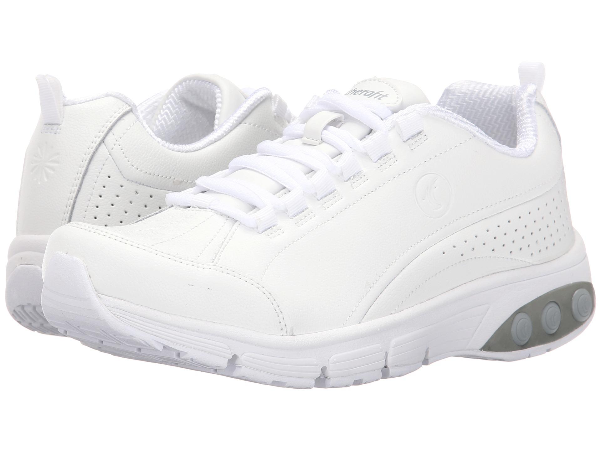 Lyst - Therafit Kathy Non-slip in White