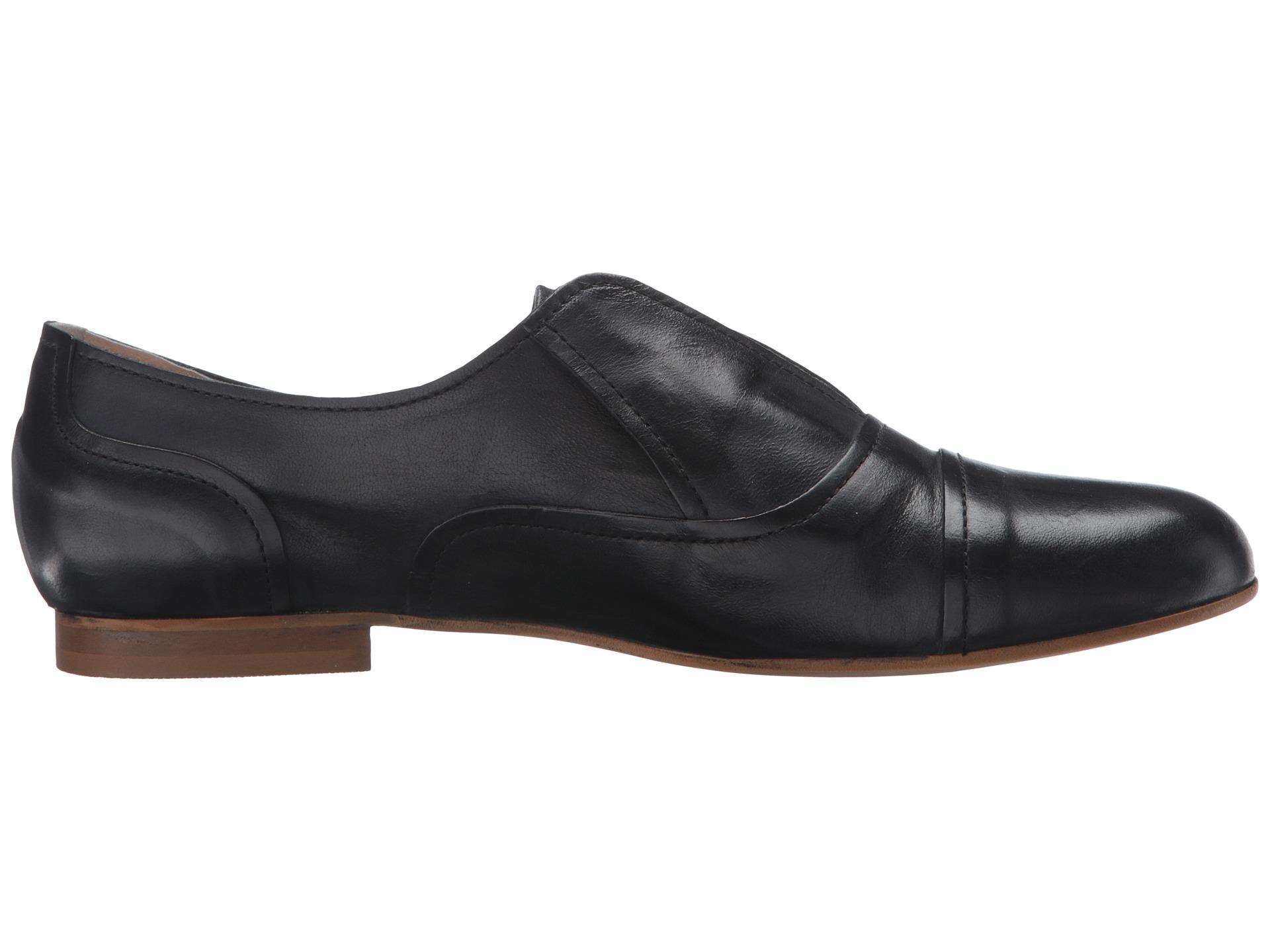 Oxford Shoes Matte Black