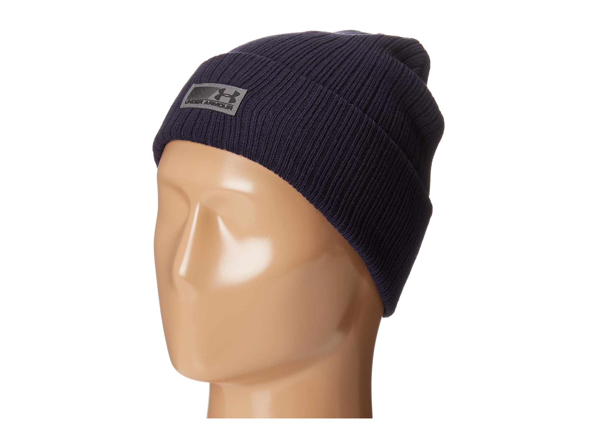 785b9706115 Lyst - Under Armour Ua Truck Stop Beanie in Blue for Men