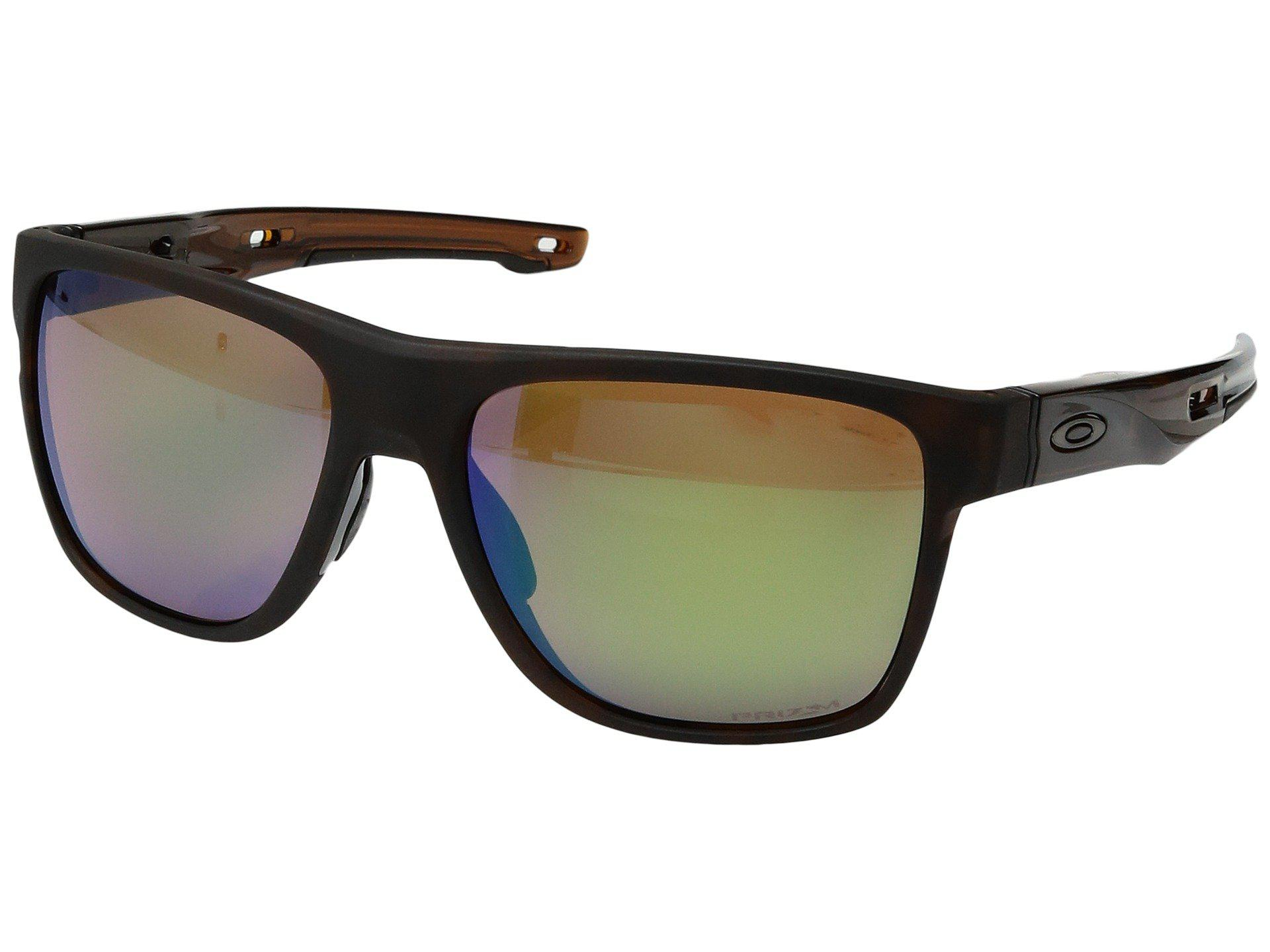 28f2e1b1d7 Lyst - Oakley Crossrange Xl (polished Black W  Prizm Golf) Fashion ...