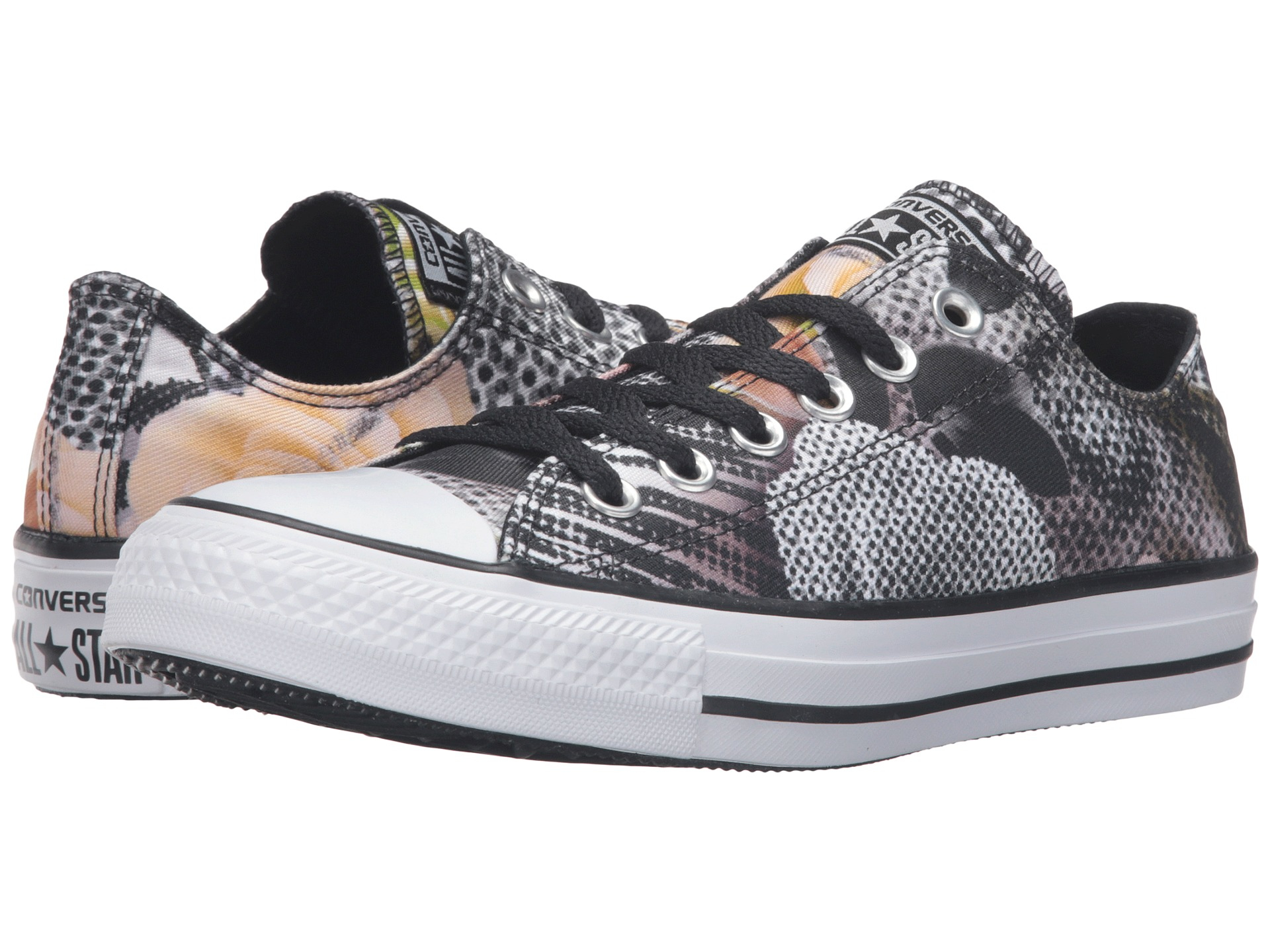 Converse Canvas Chuck Taylor 174 All Star 174 Digital Floral