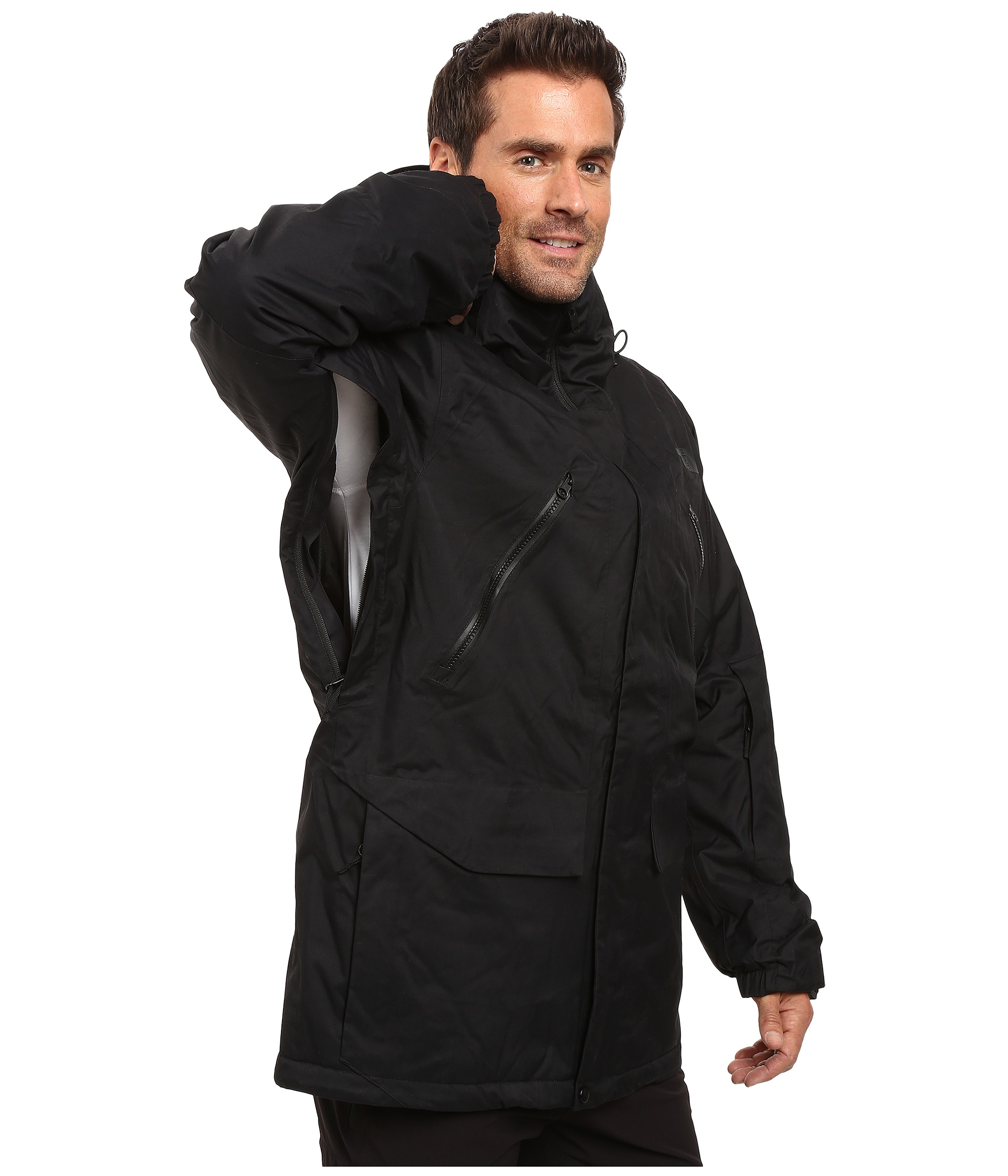 Lyst The North Face Sherman Insulated Jacket For Men