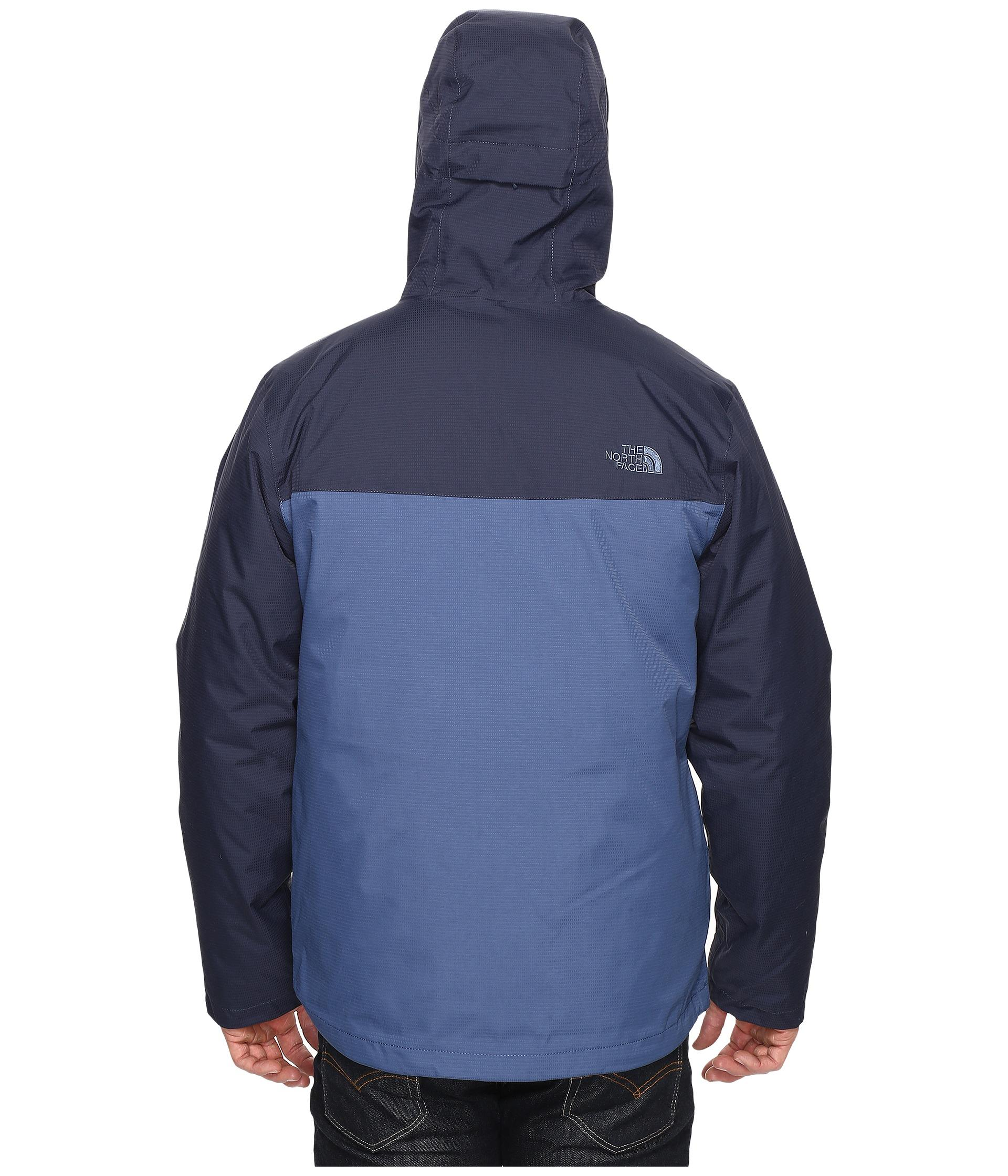 7e0f9d59c The North Face Blue Beswick Triclimate Jacket for men