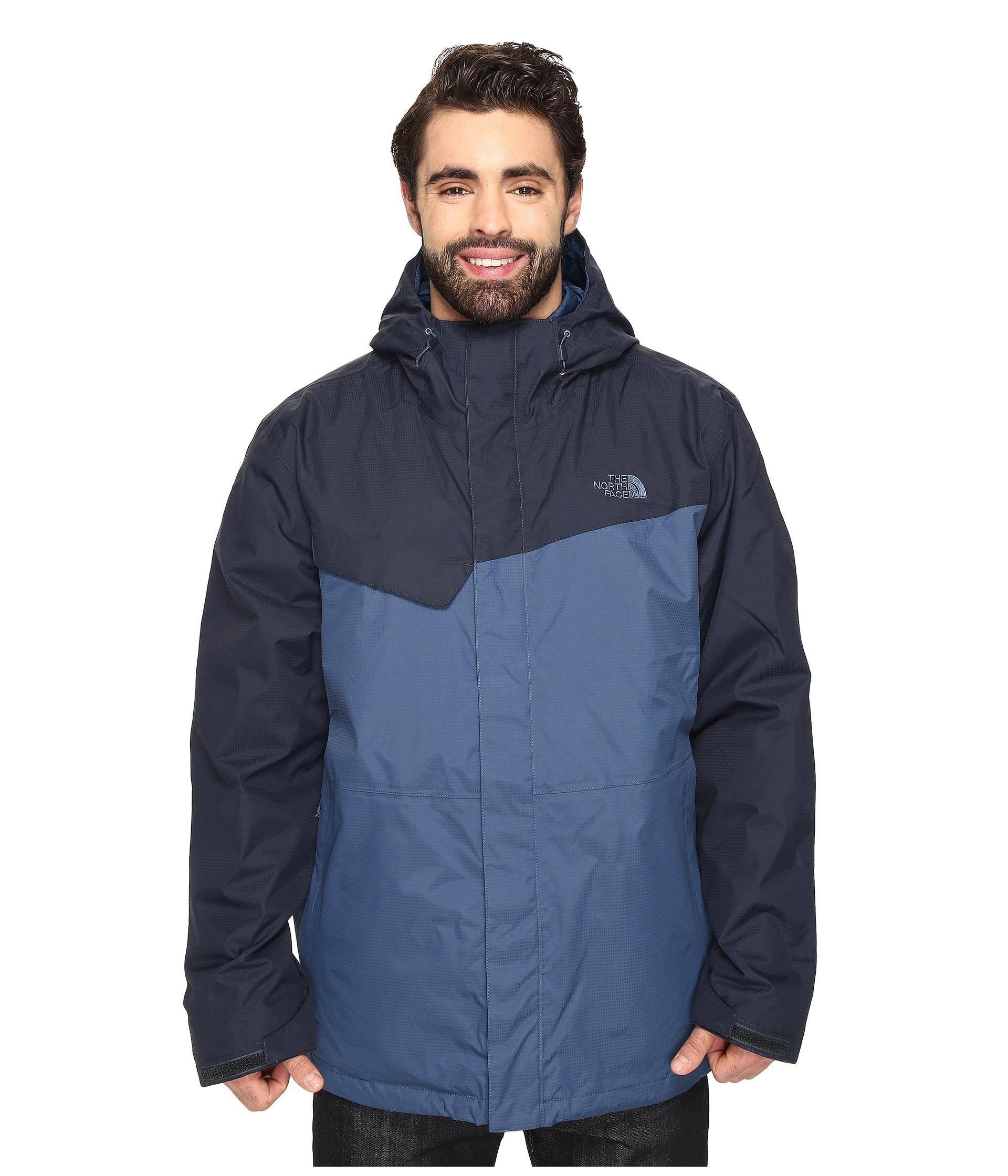 1aaf0db84 The North Face Blue Beswick Triclimate Jacket 3xl for men