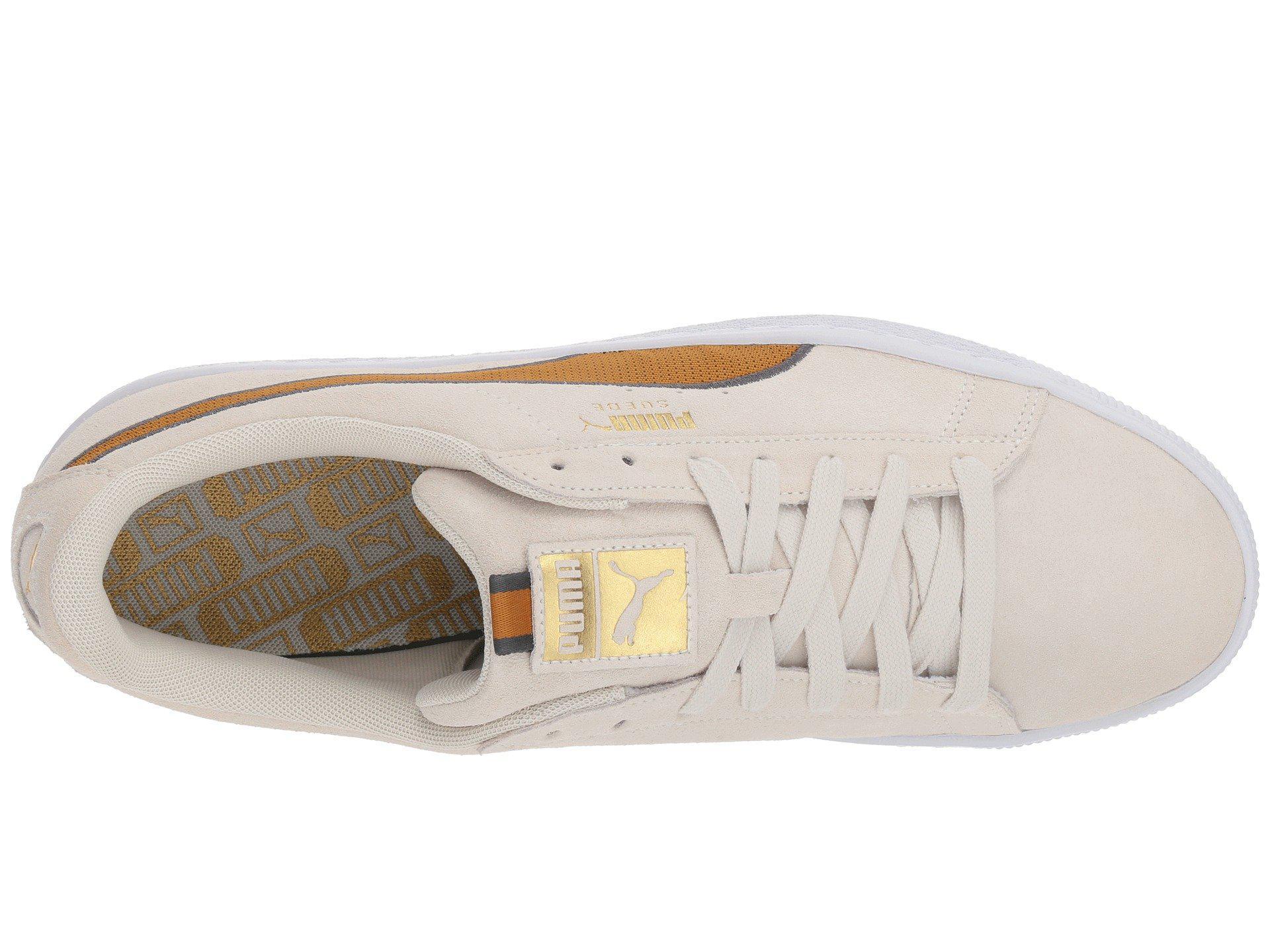 Suede vaporous Gate Grayiron Stripes Classic Lyst Puma Sport