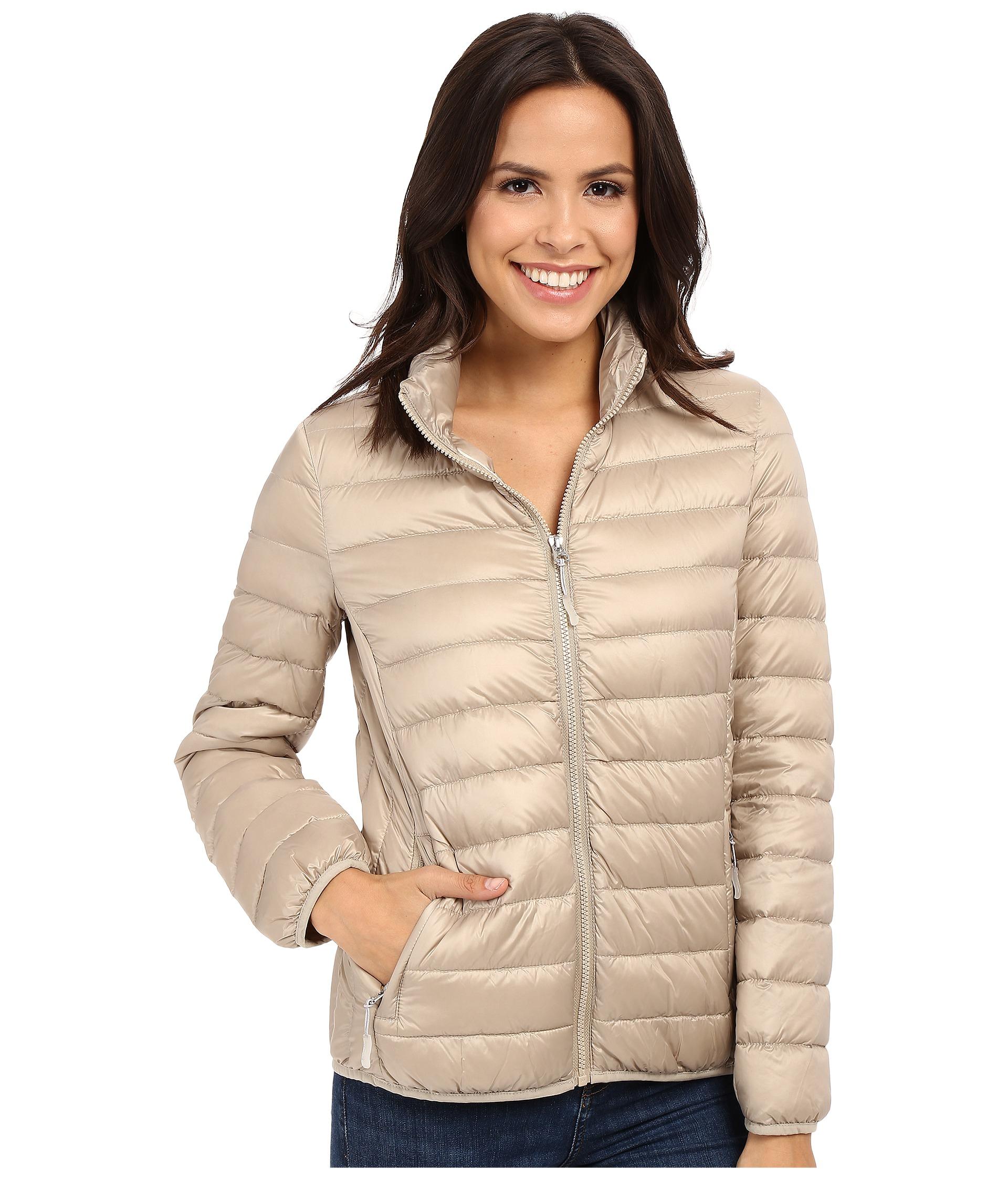 711e689b58c Women's Natural Clairmont Packable Travel Puffer Jacket