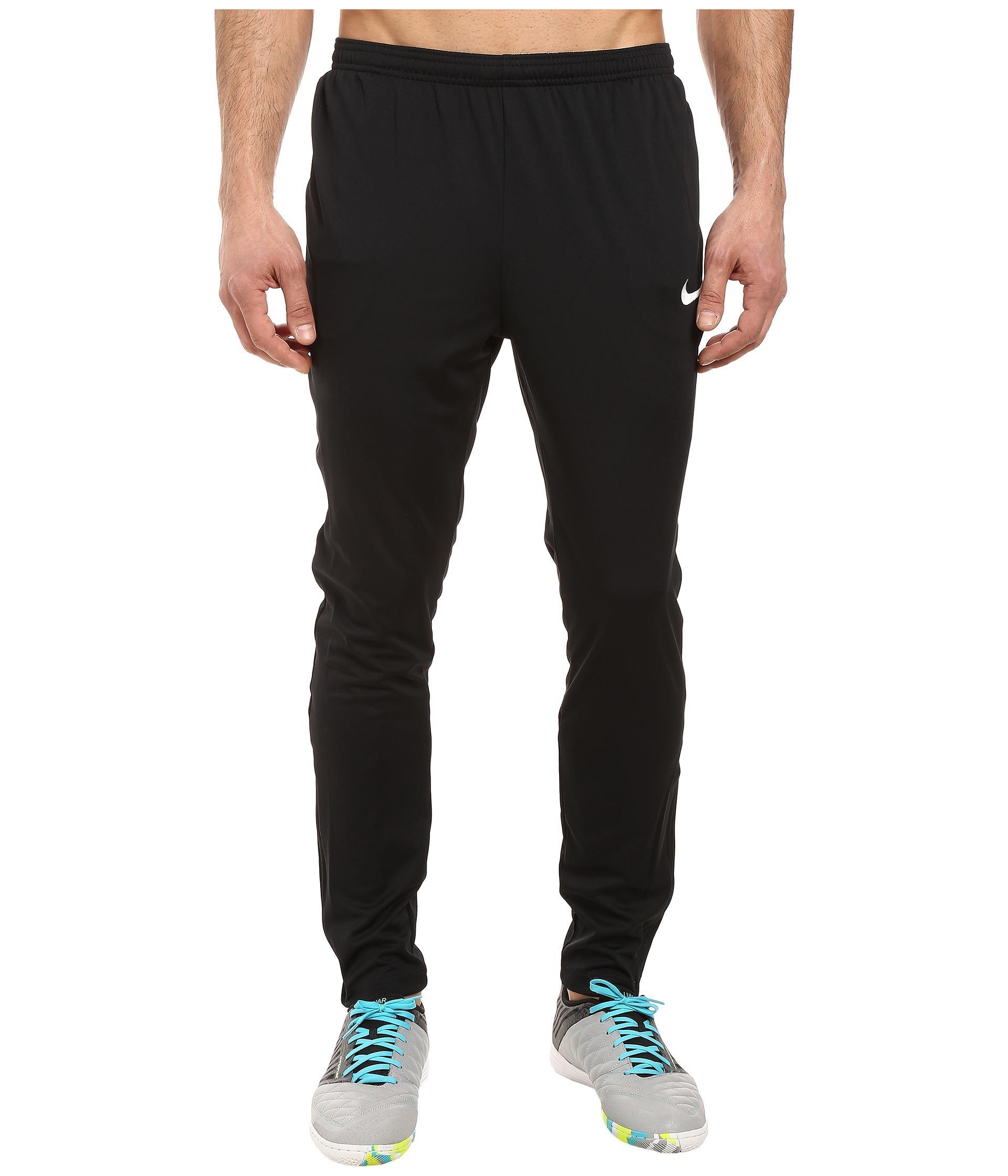 Nike Dry Academy Soccer Pant in Black for Men | Lyst