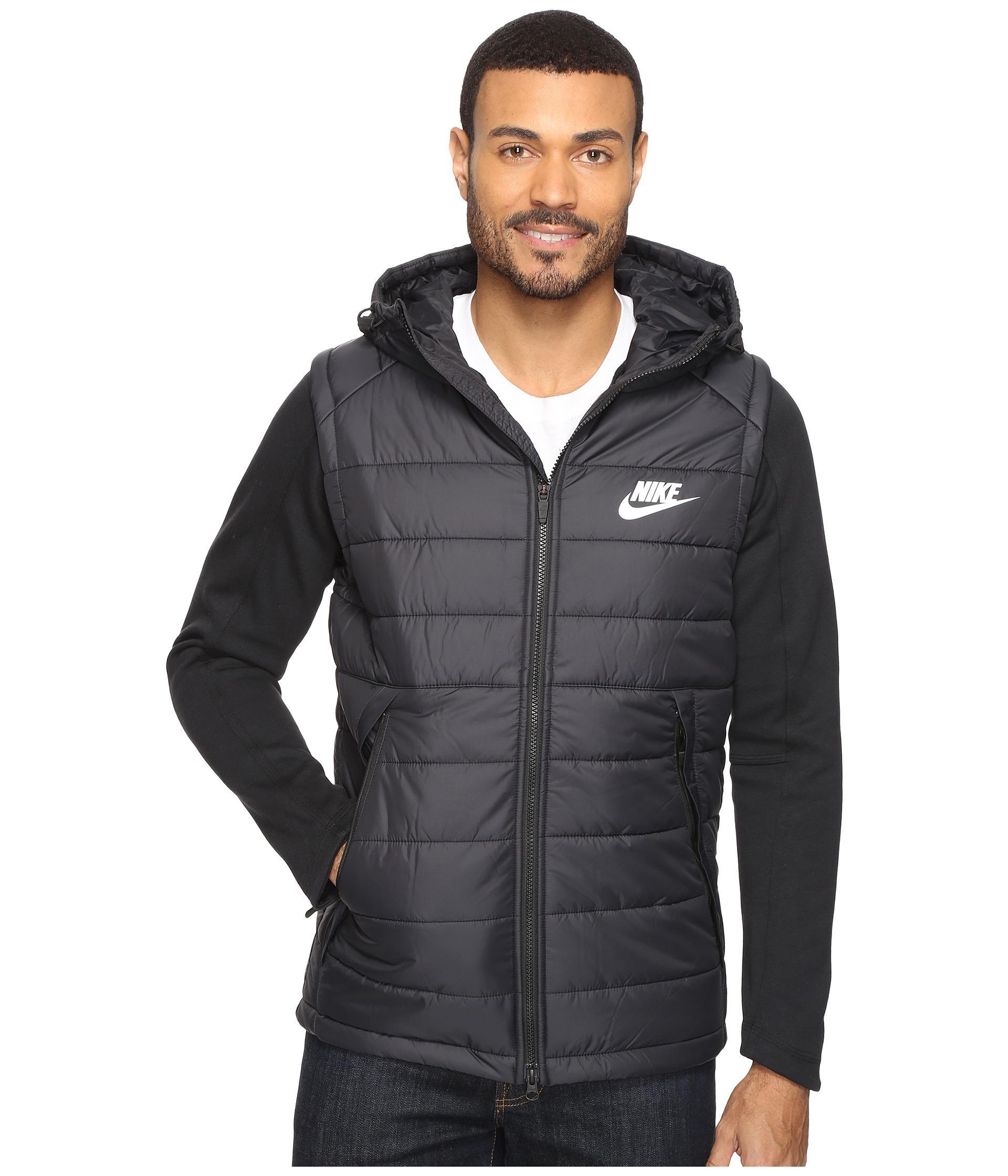 wholesale dealer new styles unique design Nsw Av15 Syn Hooded Jacket