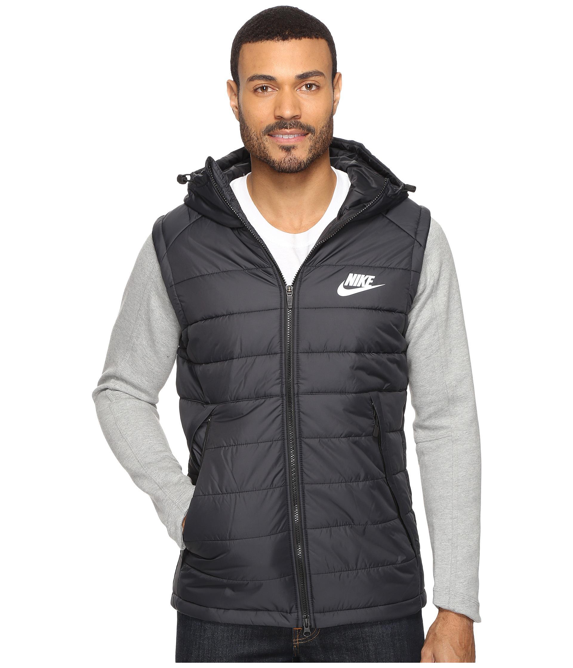 1a57537a1afc Lyst - Nike Nsw Av15 Syn Hooded Jacket for Men