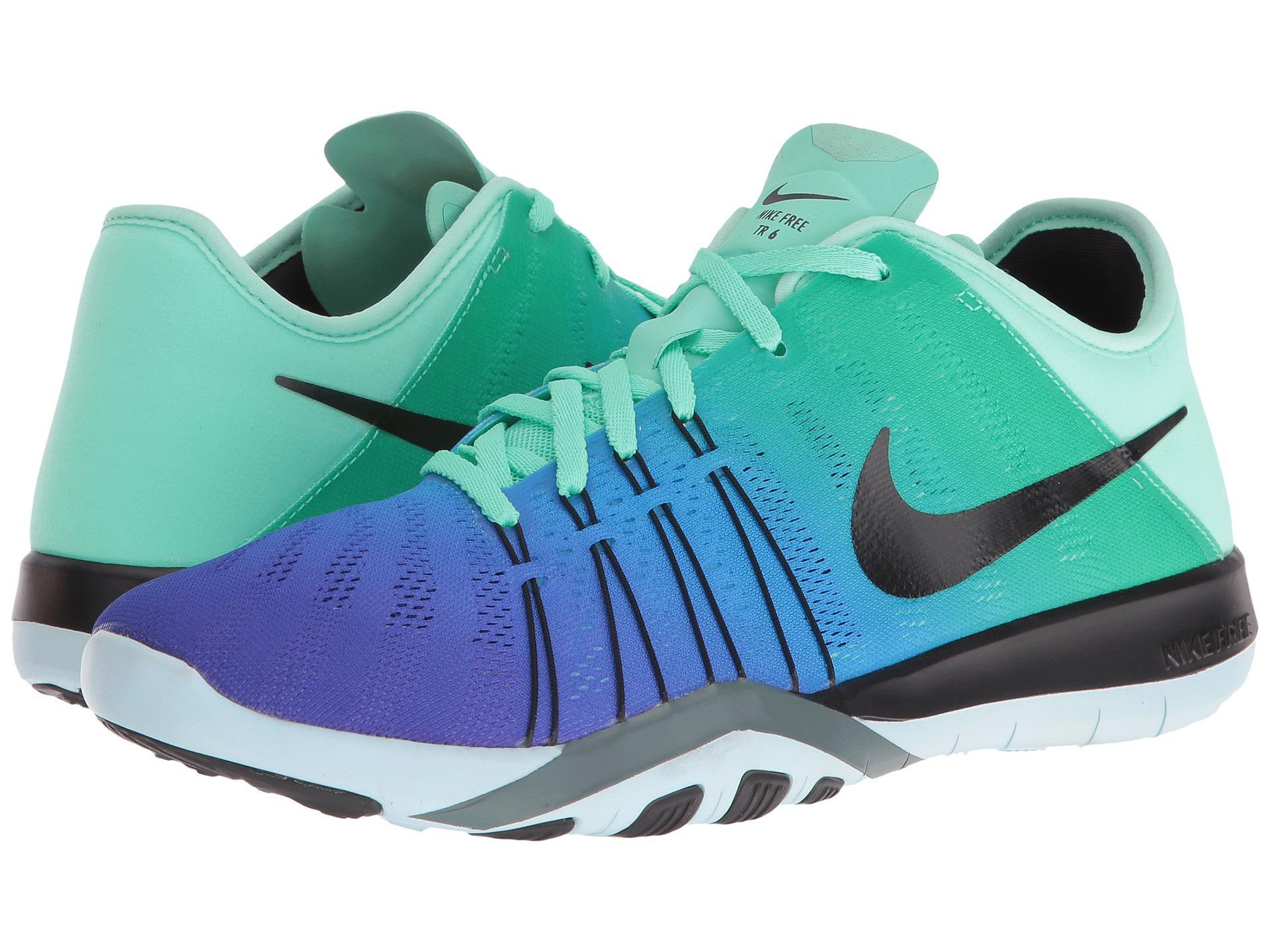 separation shoes 991cc 22a8e Nike Free Tr 6 Spectrum - Lyst
