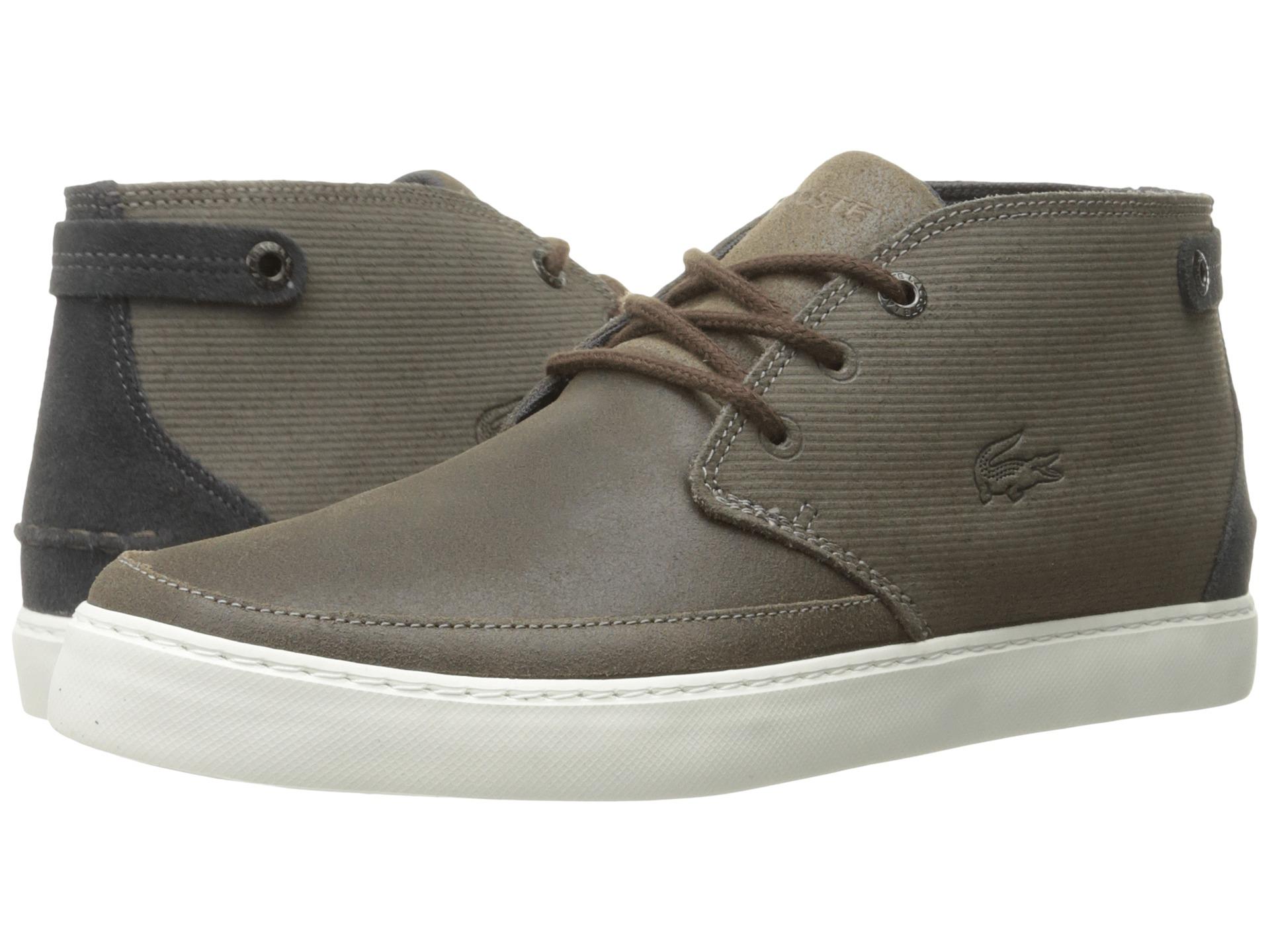 Lacoste Clavel M 316 1-hauts Sommets Et Chaussures De Sport CFXsG