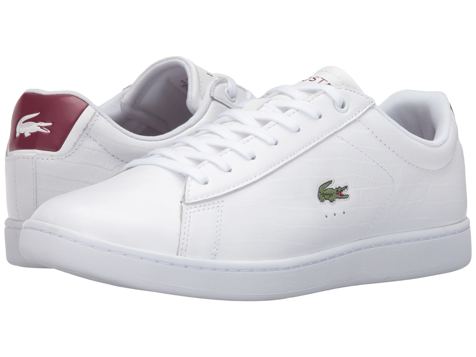 Lacoste Carnaby MOD - white - green Discount