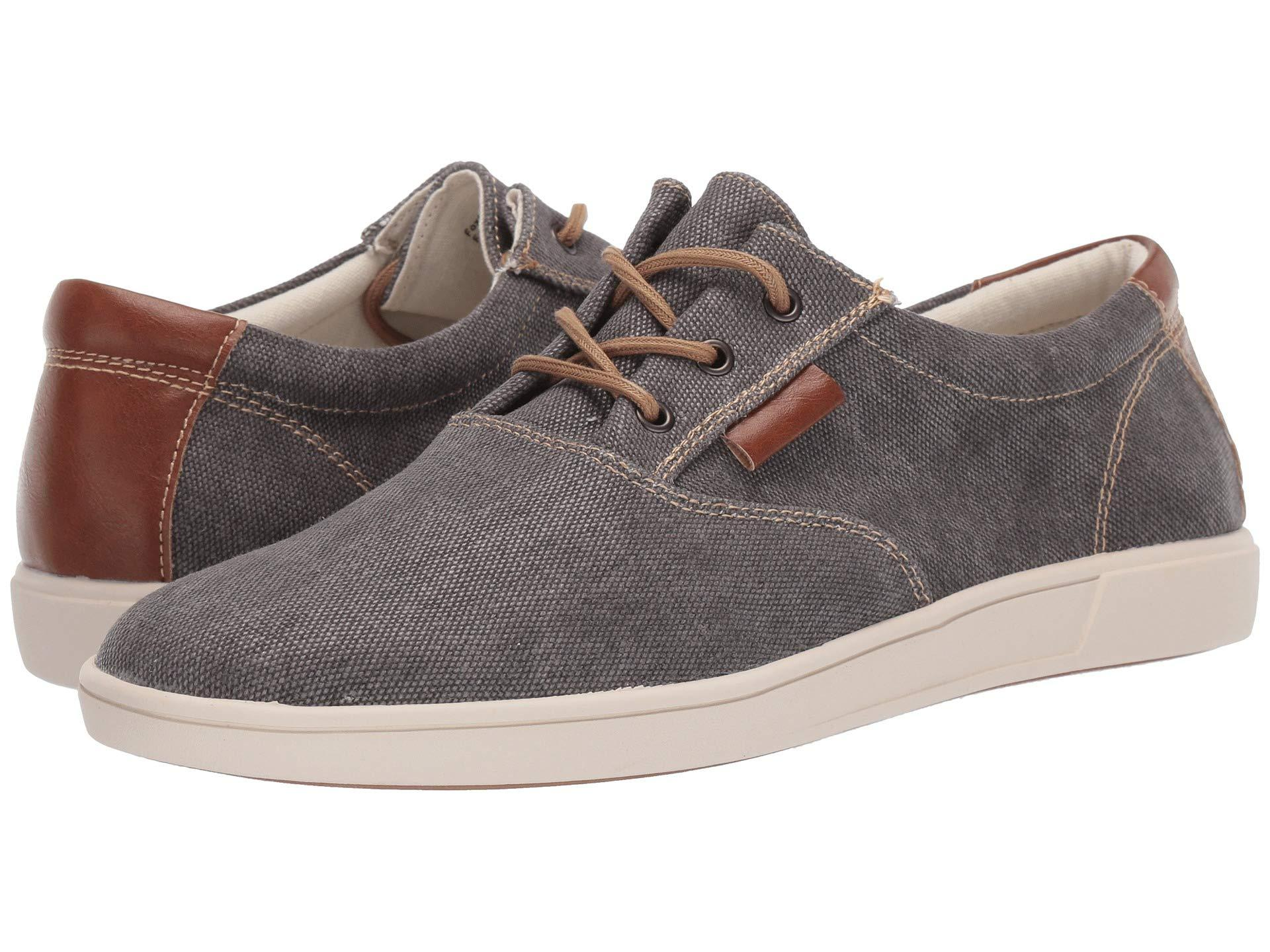 958b3cc6f41 Lyst - Steve Madden Foxton (grey) Men s Lace Up Casual Shoes in Gray ...