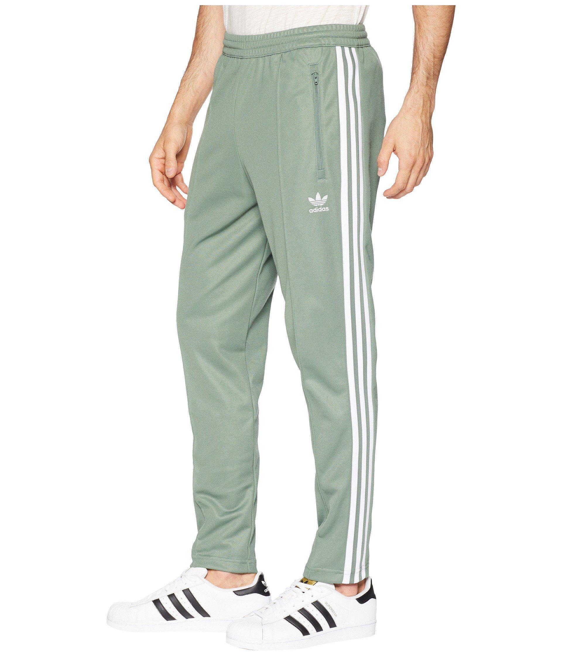 Franz Beckenbauer Track Pants (trace Green) Men's Workout