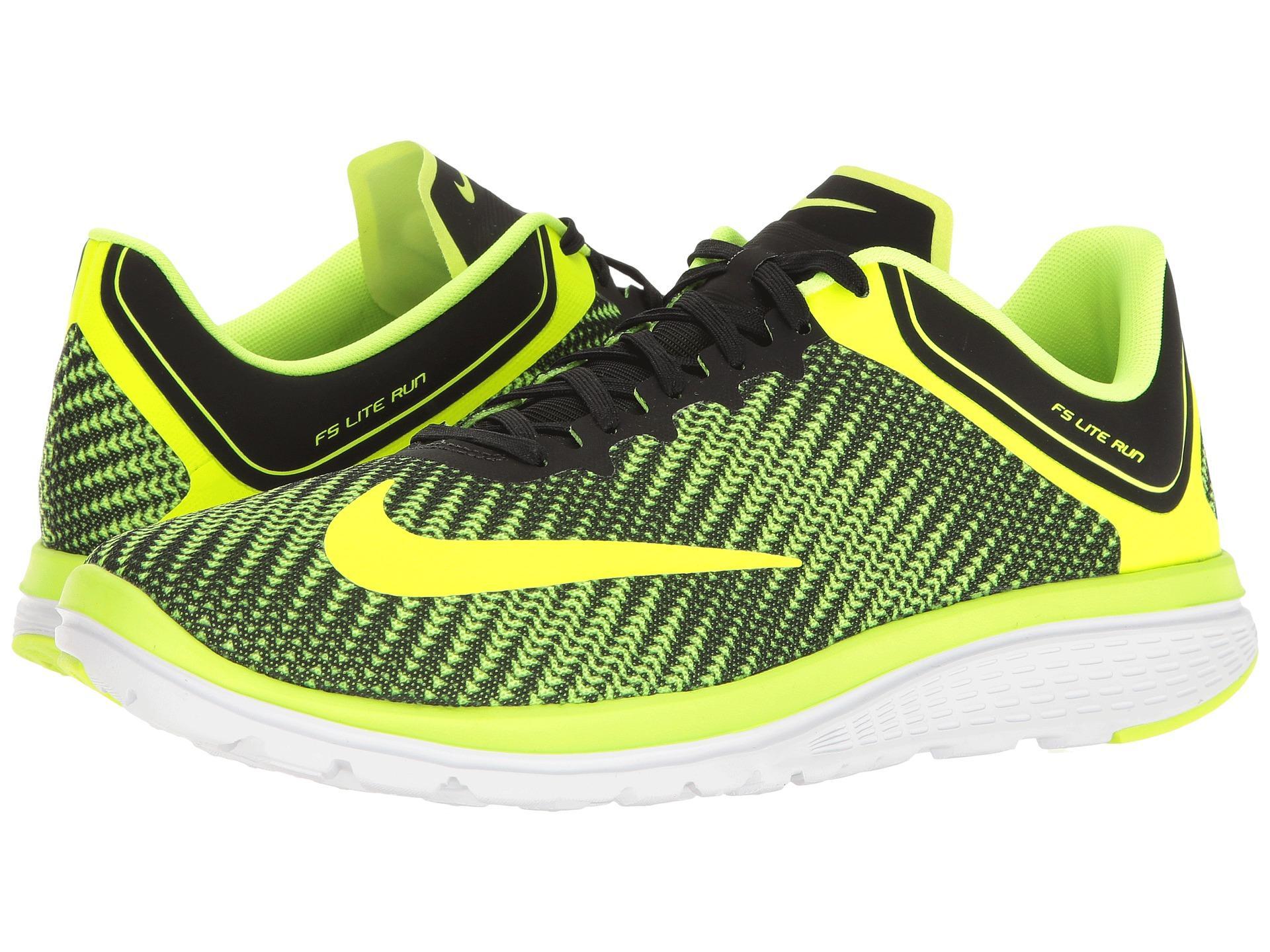 wholesale dealer eca9f 2684f Nike Yellow Fs Lite Run 4 Premium for men