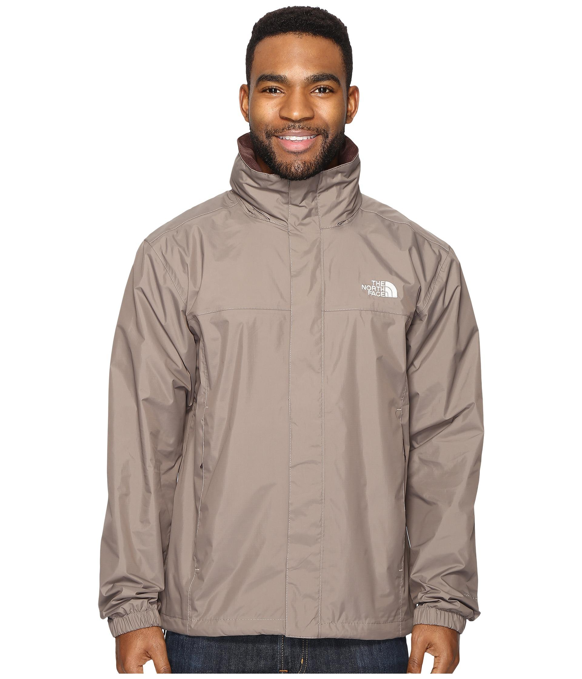 61967b75b The North Face Brown Resolve 2 Jacket for men