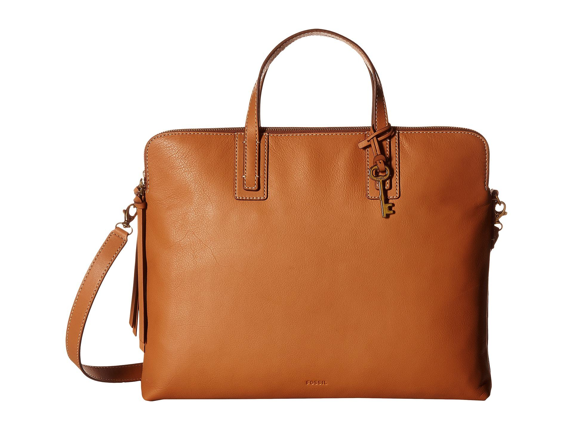 Fossil Emma Laptop Bag Lyst