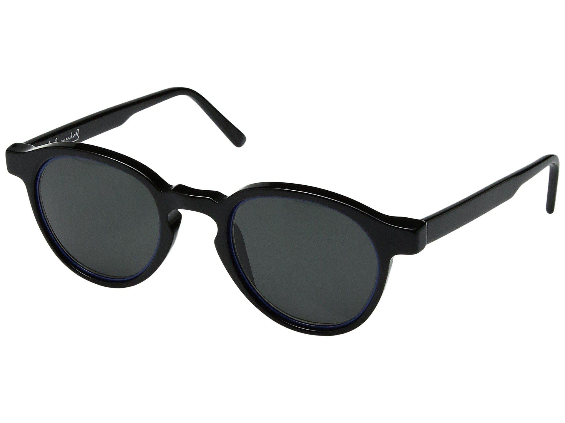 The Iconic sunglasses - Blue Retro Superfuture KYWsaER