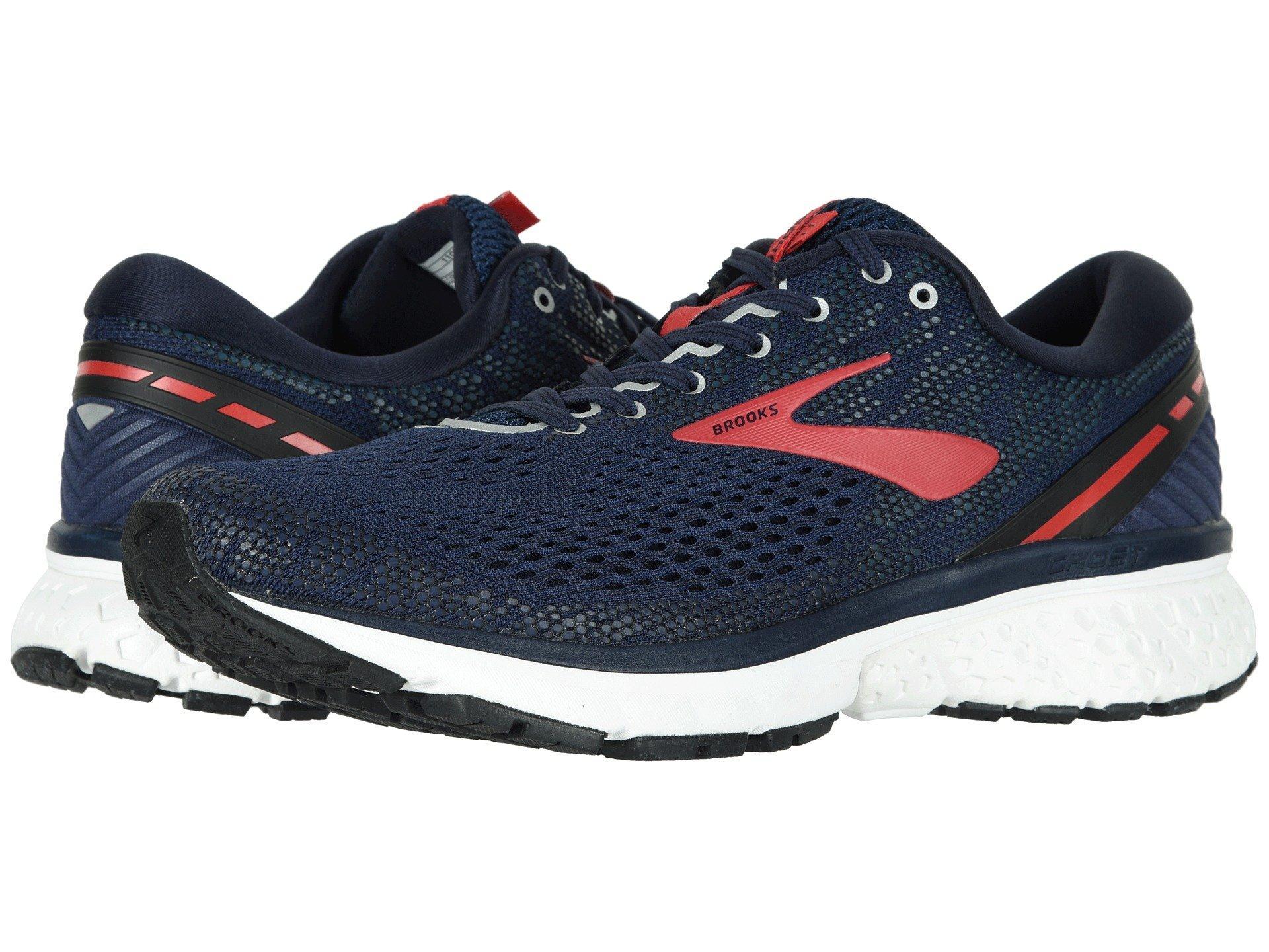 e7e791a6383 Brooks - Blue Ghost 11 (nightlife black white) Men s Running Shoes for.  View fullscreen