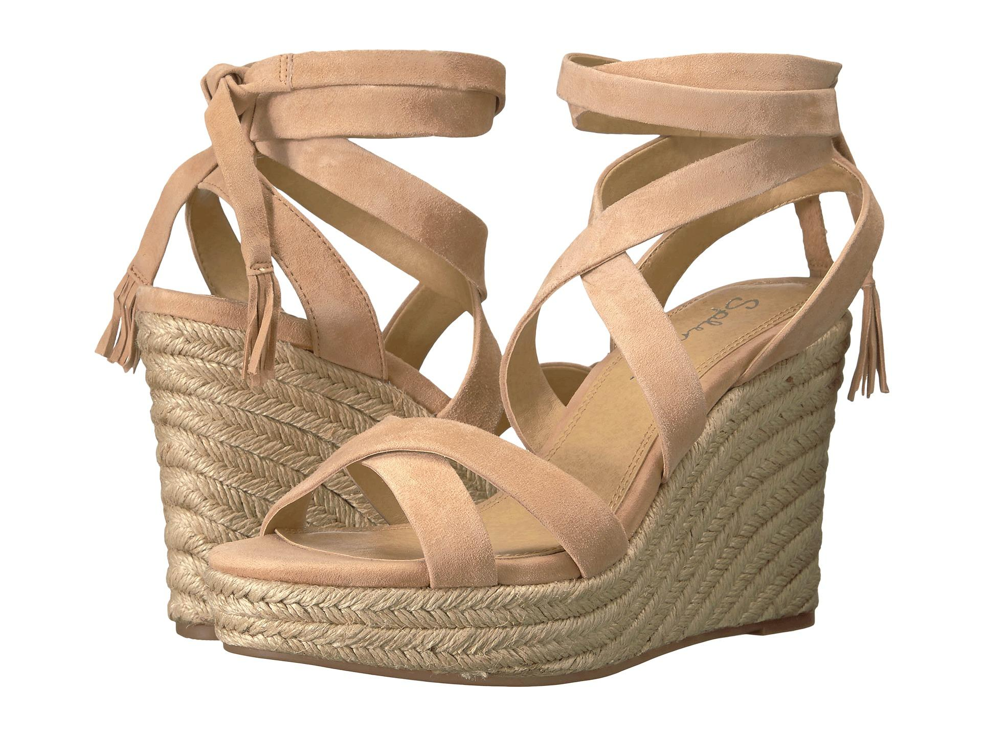 2746be6aca2 Splendid Natural Janice Espadrille Wedge Sandal