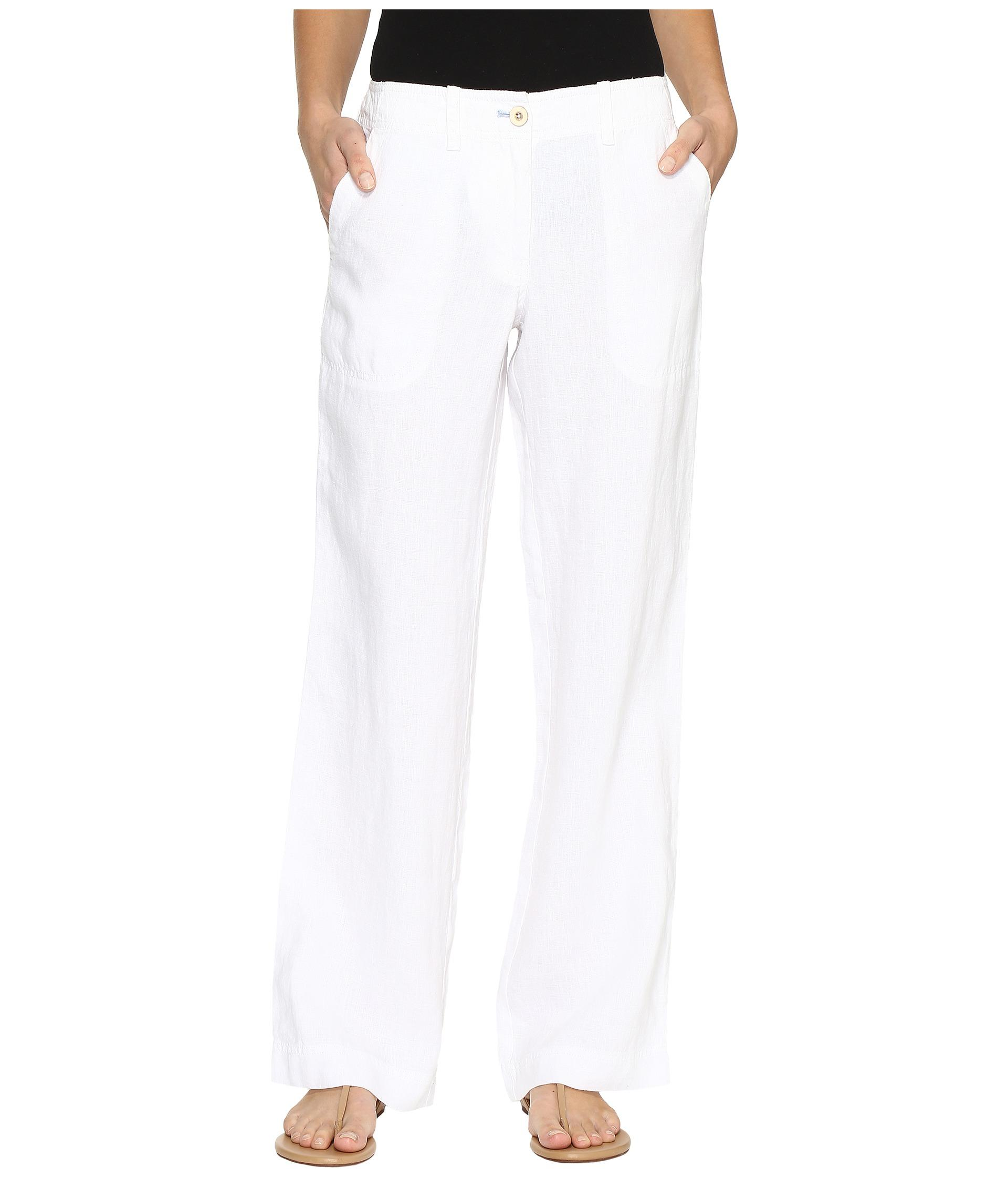 Tommy Bahama Seaglass Pants In White Lyst