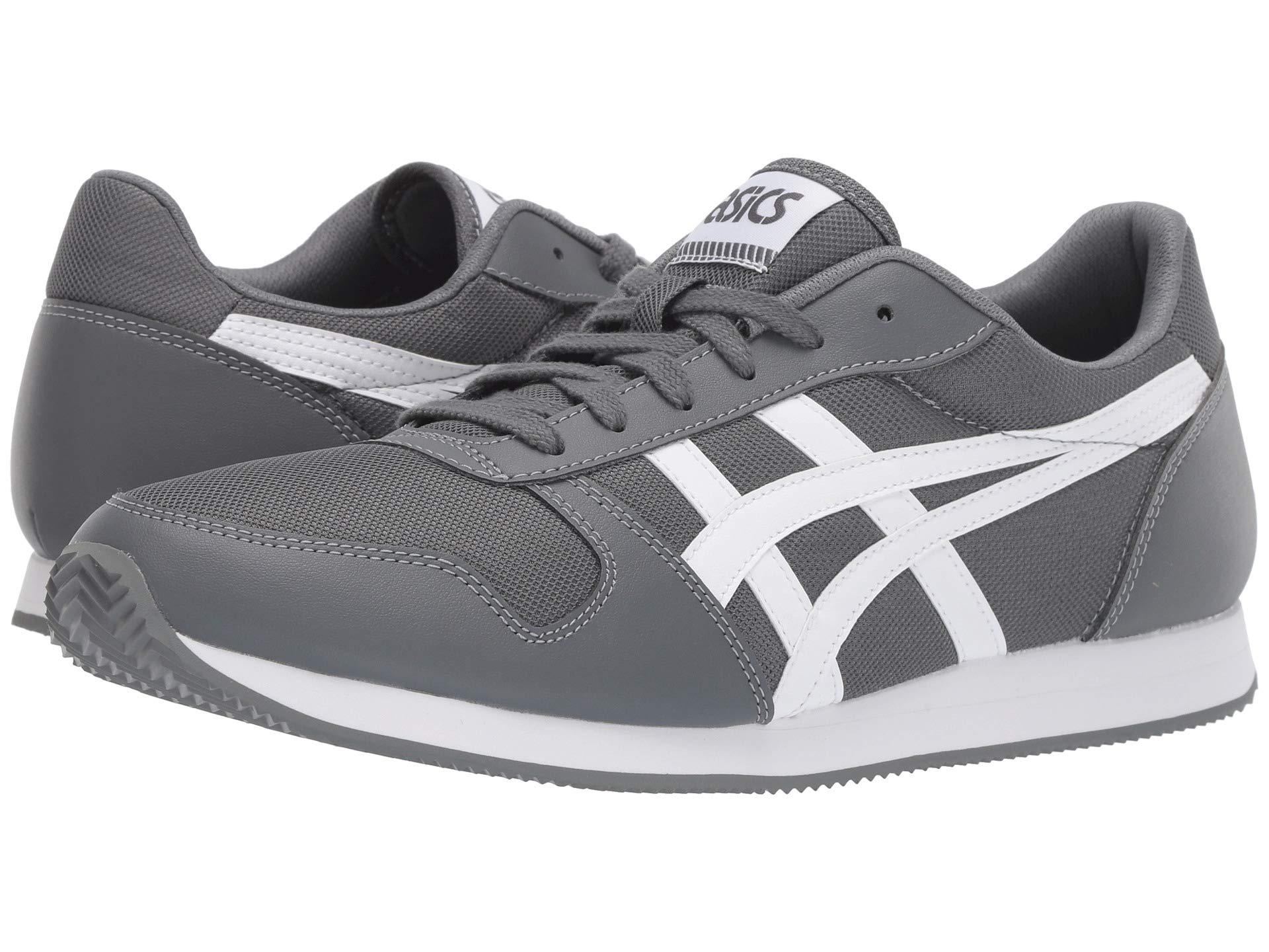 0dbf7784830046 Lyst - Asics Curreo Ii (black white) Classic Shoes in Gray for Men