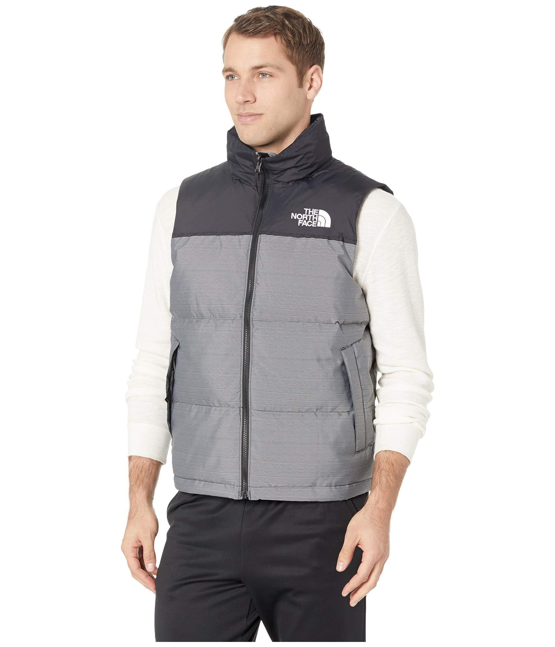 bab42587c 1996 Retro Novelty Nuptse Vest (tnf Black Multi Dobby) Men's Vest