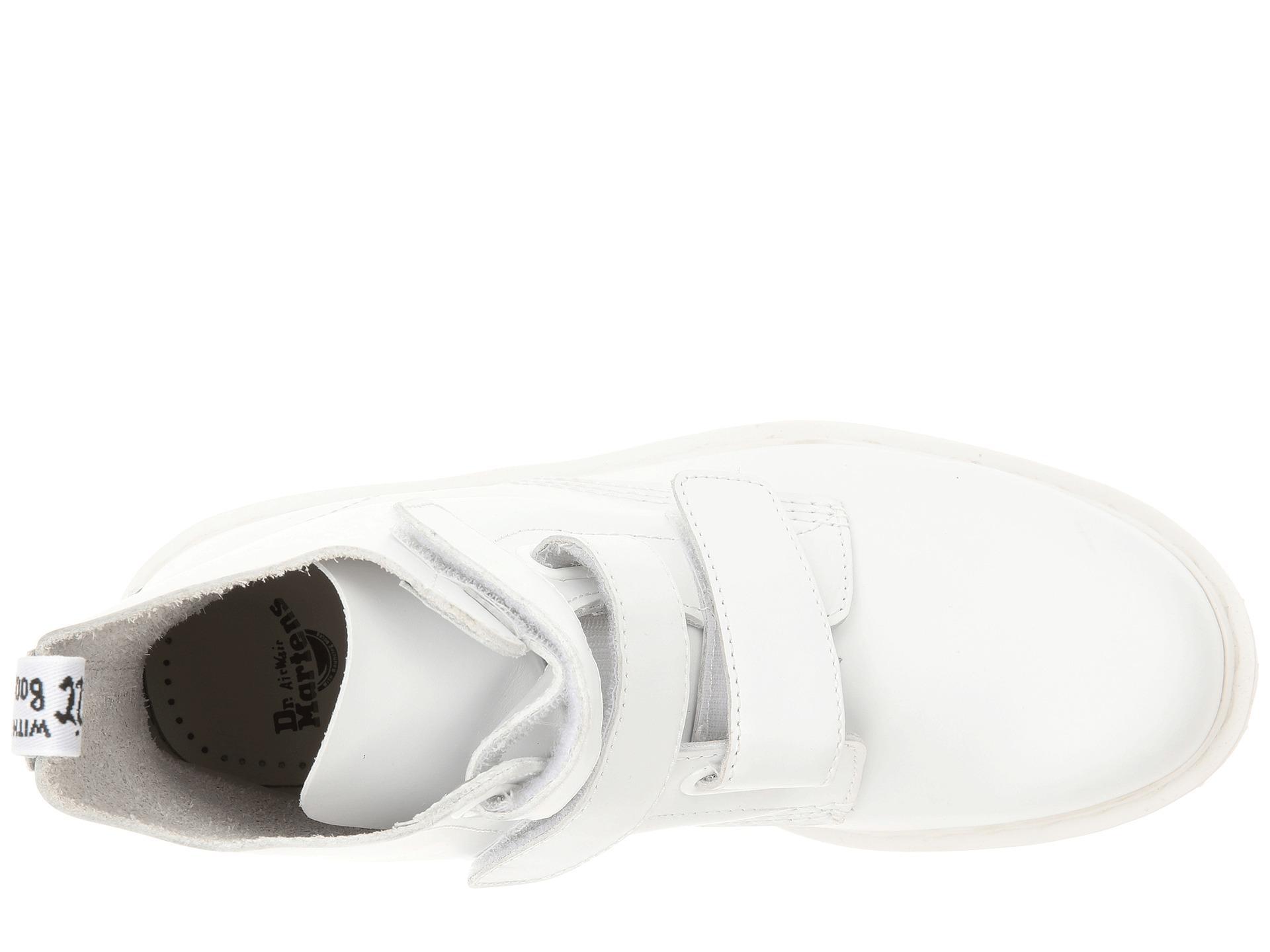 ba0499a674b0 Lyst - Dr. Martens Coralia in White