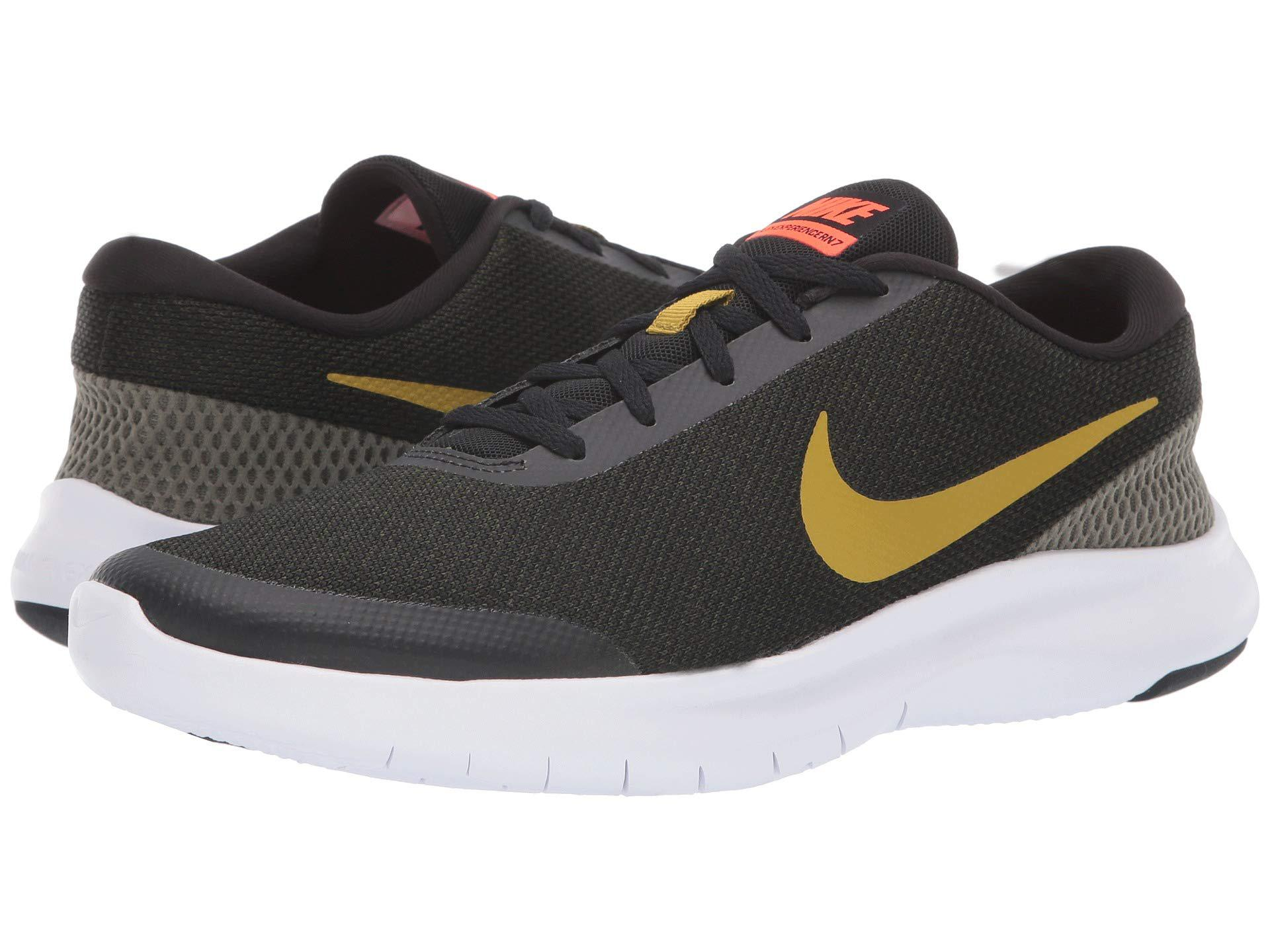 3e0cd1861835 Lyst - Nike Flex Experience Rn 7 (black peat Moss medium Olive ...
