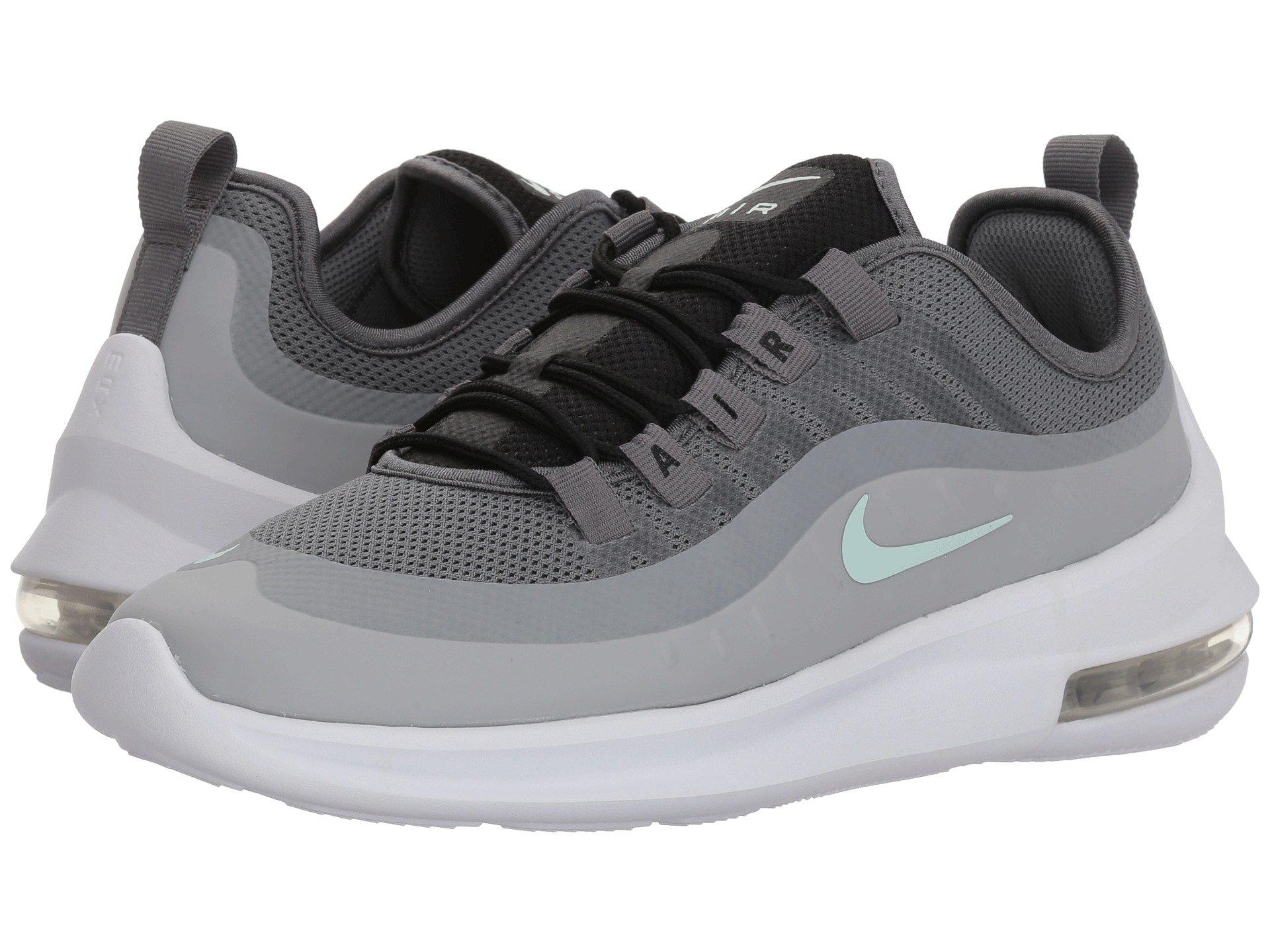 Lyst - Nike Air Max Axis (white white black) Women s Classic Shoes ... 205a584d1