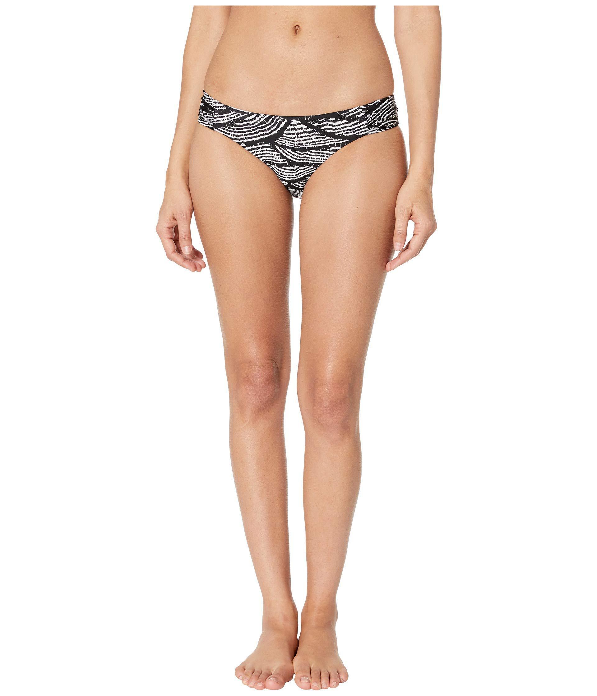 ea47ad1841ab1 Lyst - Becca Bodhi Tree Tab Side (multi) Women's Swimwear