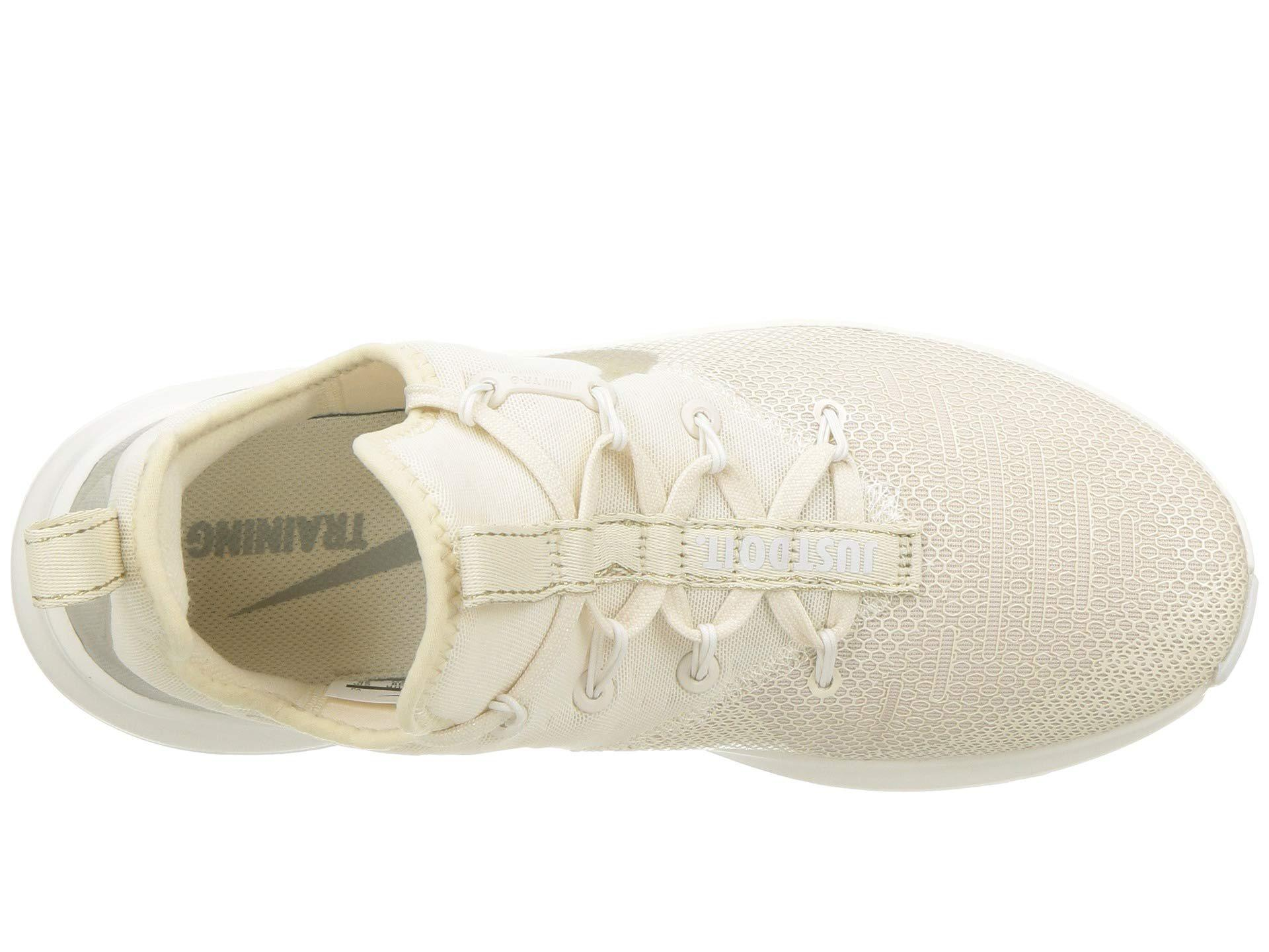 Nike Synthetic Free Tr 8 Champagne