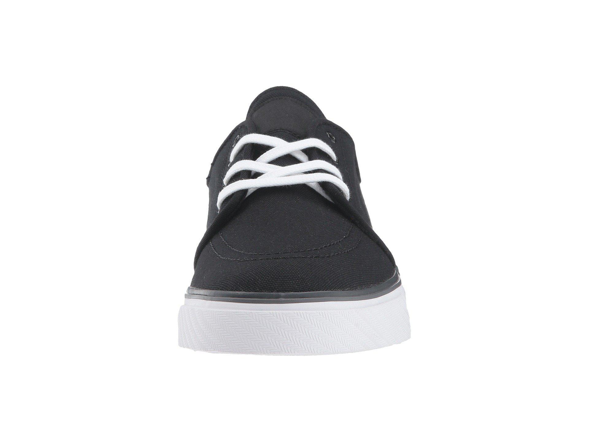 pretty nice 5bf34 bcaa3 Lyst - Nike Air Zoom Stefan Janoski Canvas (black black white ...
