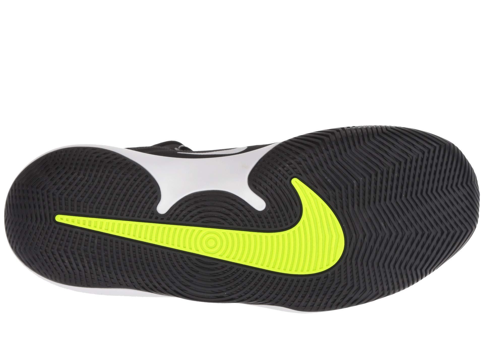 premium selection 02b6d 8754c Nike - Air Precision Ii Flyease (white/black/volt) Women's Basketball Shoes.  View fullscreen