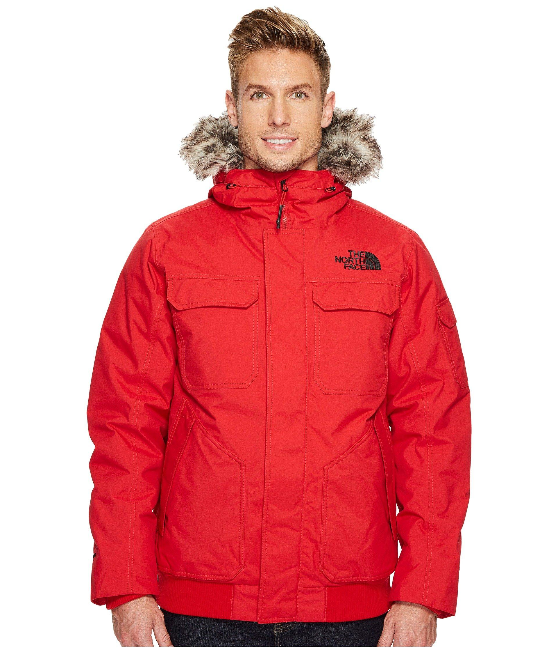 62a7a5477 The North Face Gotham Jacket Iii (tnf Red (prior Season)) Coat for men