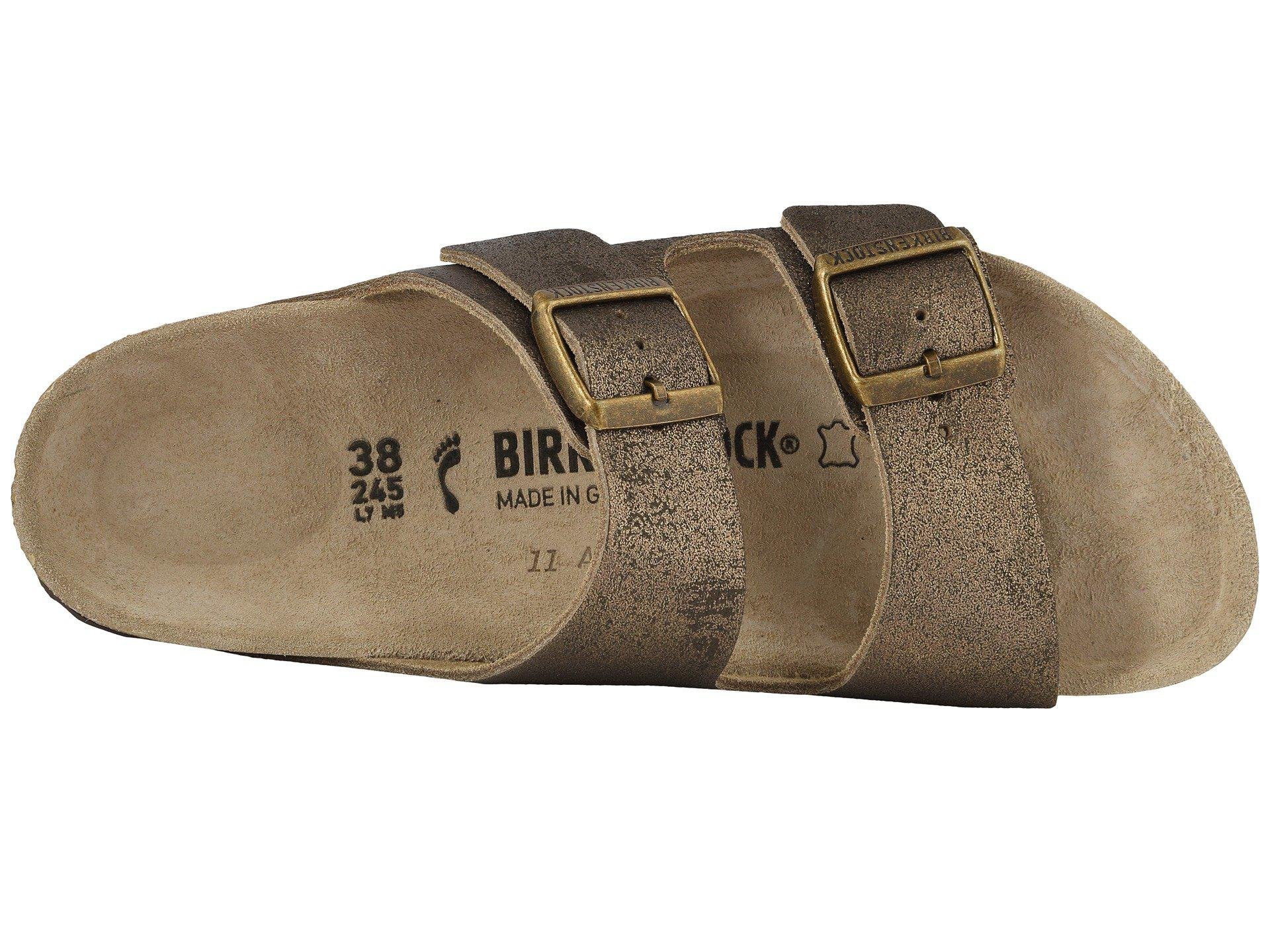 Birkenstock Suede Arizona (washed