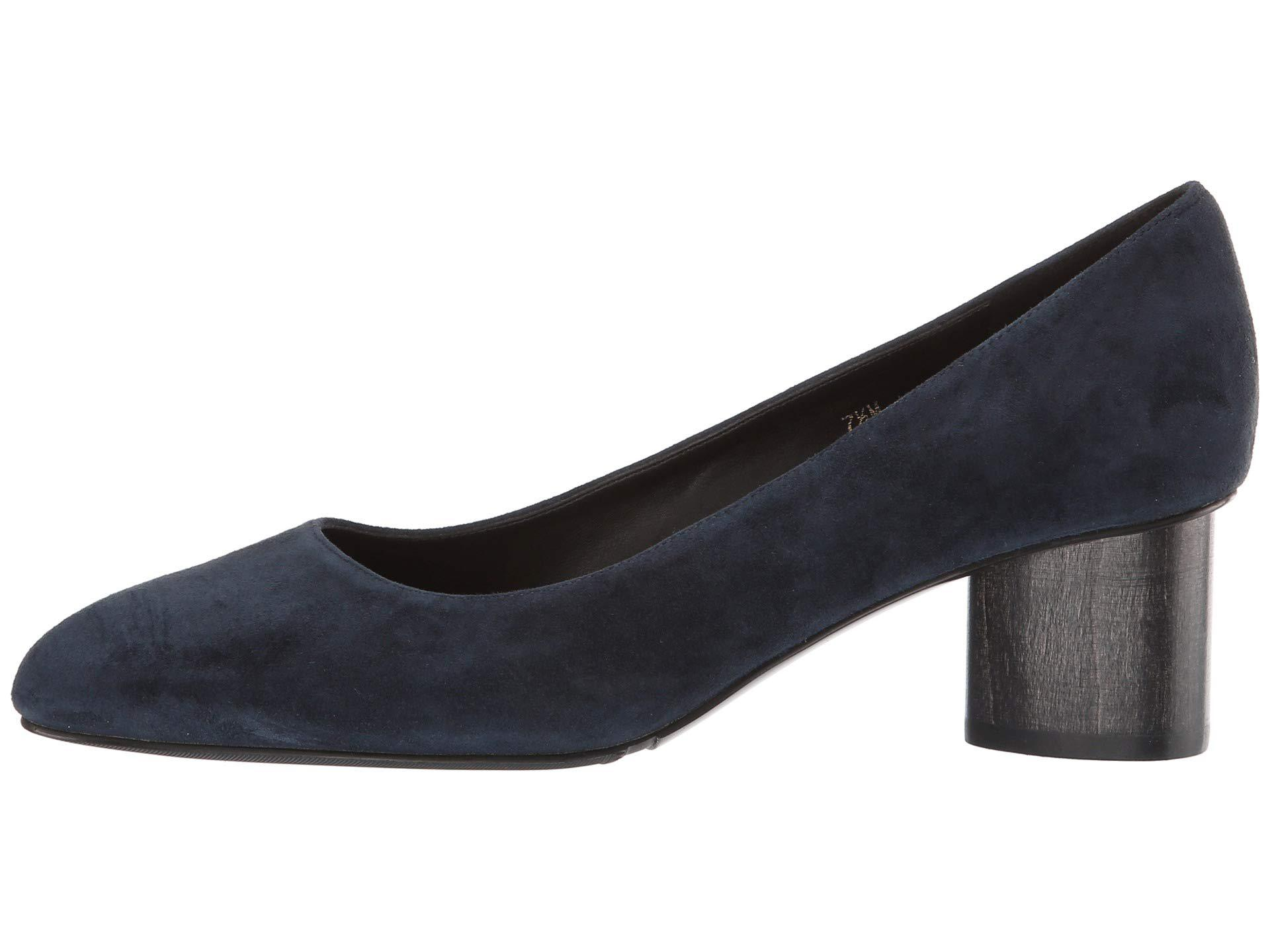 Tamaris Leather Pontius 1 1 22471 20 in Navy Leather (Blue