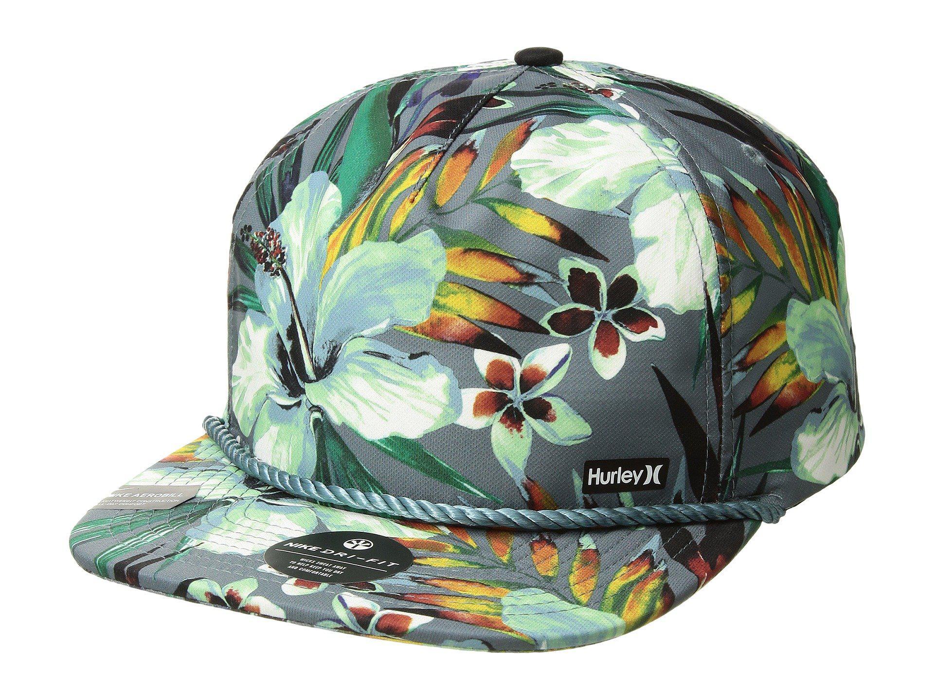 cheap for discount 625bf aa91d Hurley Dri-fit Garden Hat (noise Aqua) Caps for Men - Lyst