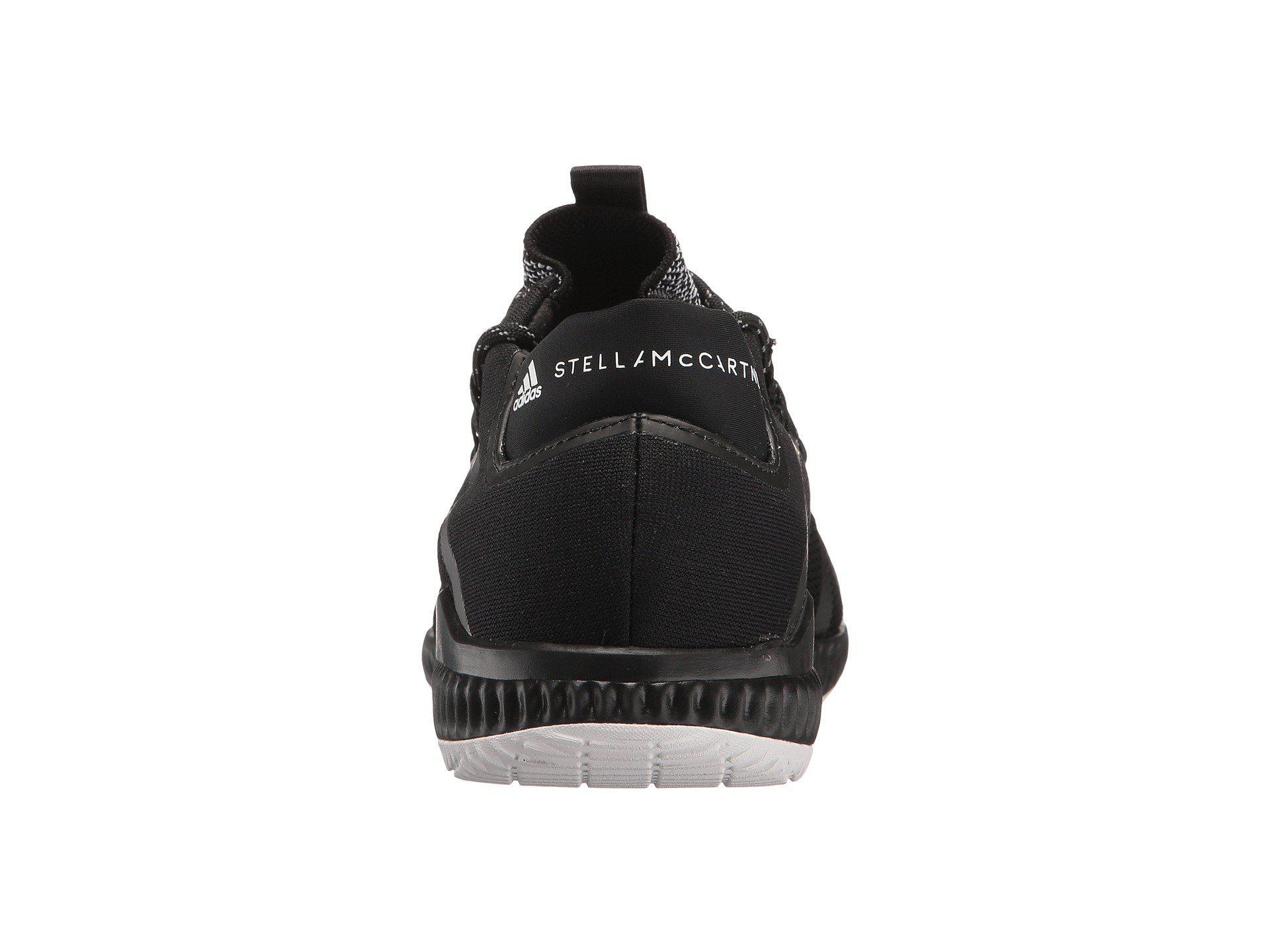 adidas by Stella McCartney adidas by Stella McCartney Ultraboost X (Core BlackCore BlackFootwear White) Women's Shoes from Zappos | ShapeShop