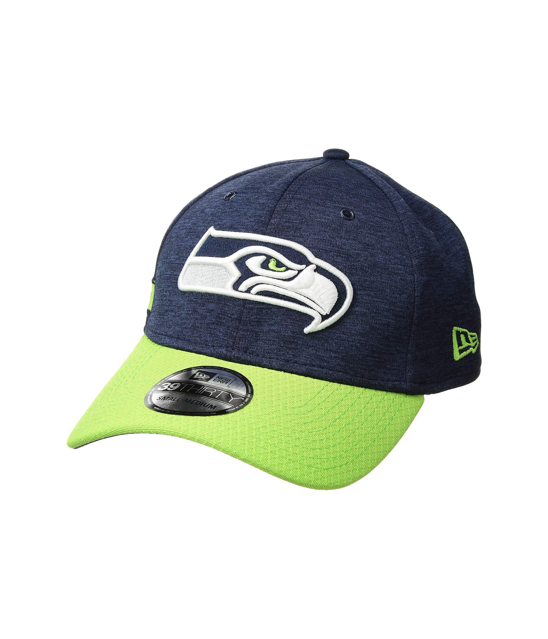 800288c1ec9 Lyst - KTZ 39thirty Official Sideline Home Stretch Fit - Seattle ...