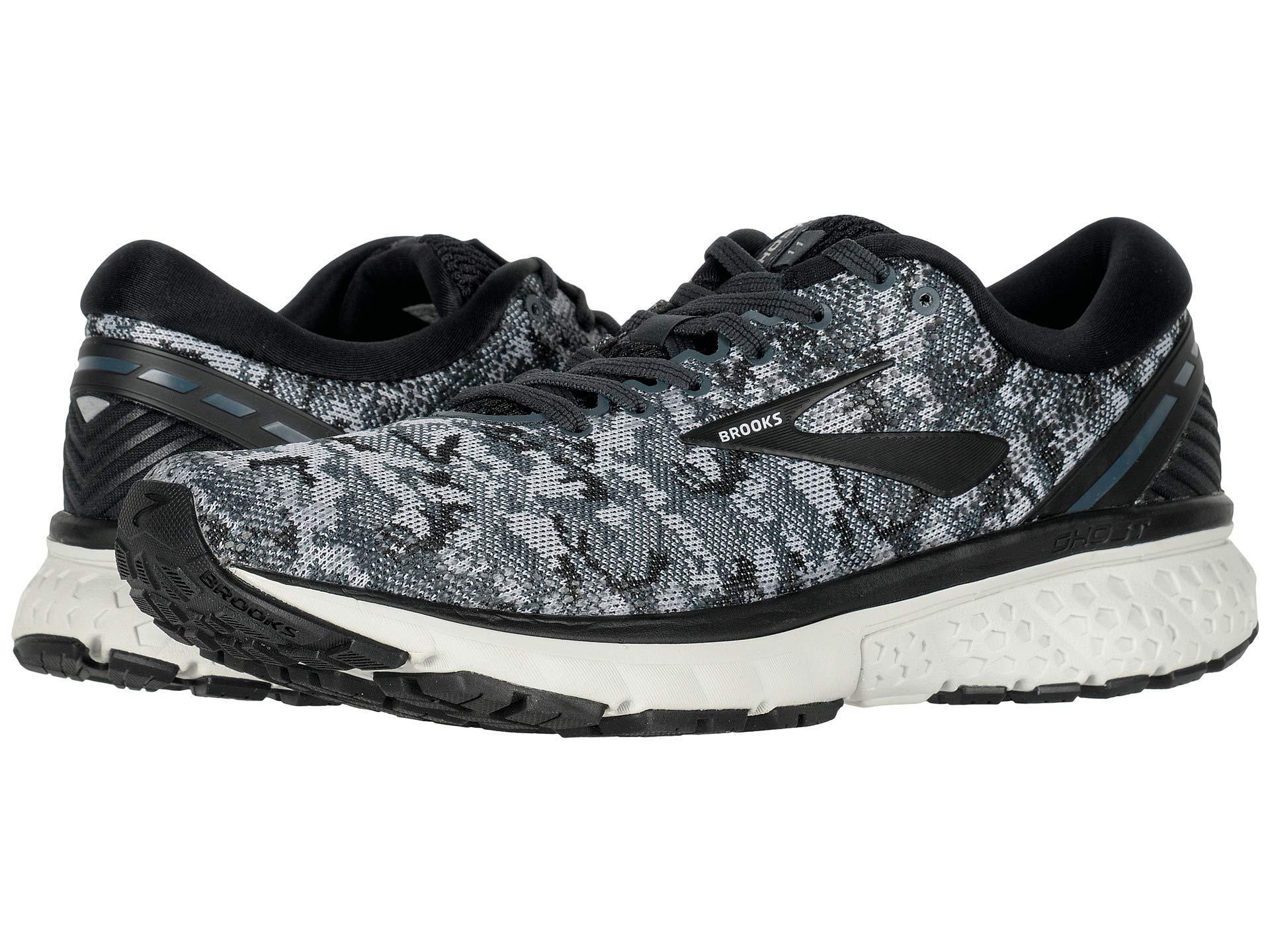 7c240abb6c8 Brooks - Ghost 11 (white black white) Men s Running Shoes for Men. View  fullscreen