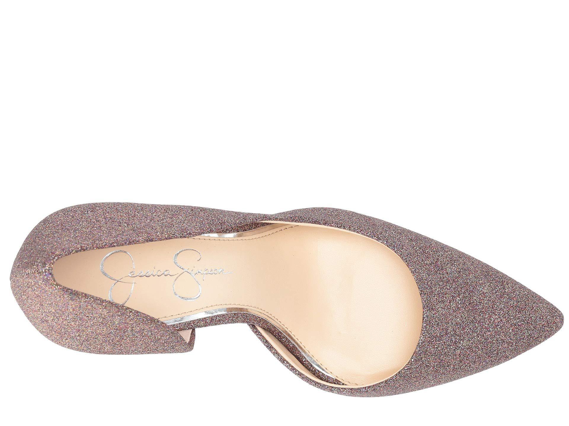 3748dc90e17 Jessica Simpson - Multicolor Pheona (irridescent Mirror Iris) Women s Shoes  - Lyst. View fullscreen