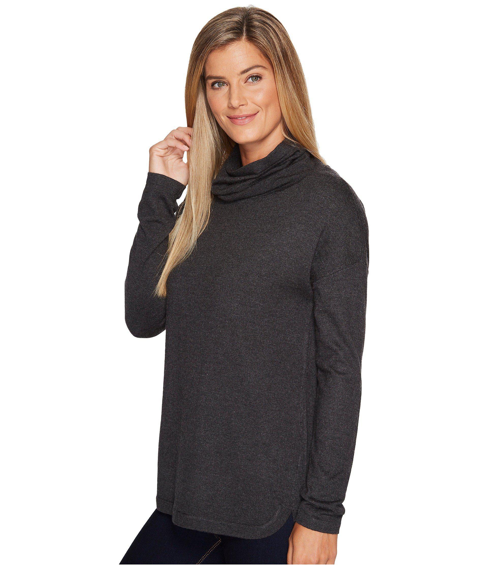 5c67f8a4b Women's Gray Woodland Sweater Tunic