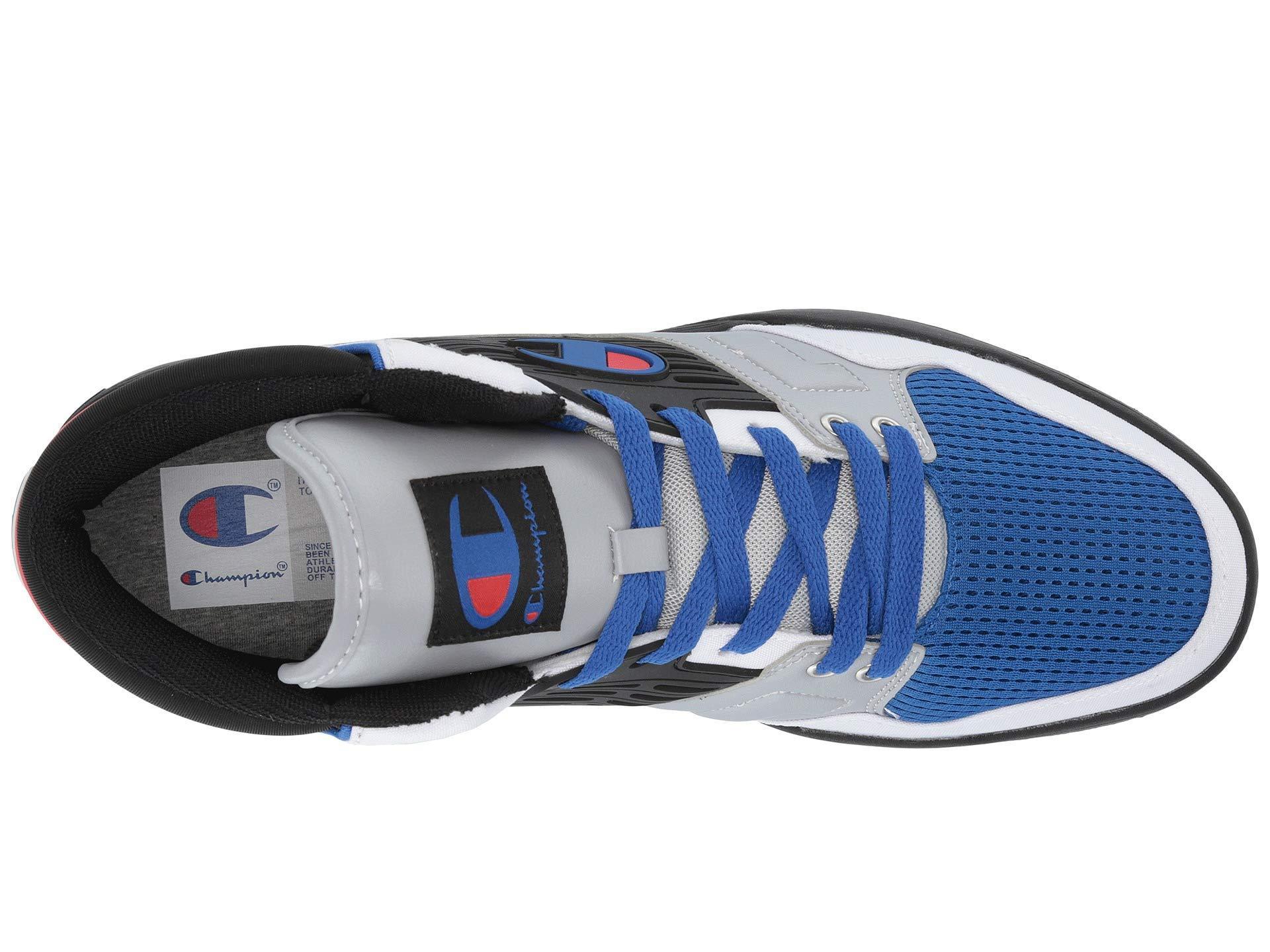 7ab35faaafb4f Champion - 3 On 3 Sp Block (black Multi) Men s Classic Shoes for Men. View  fullscreen