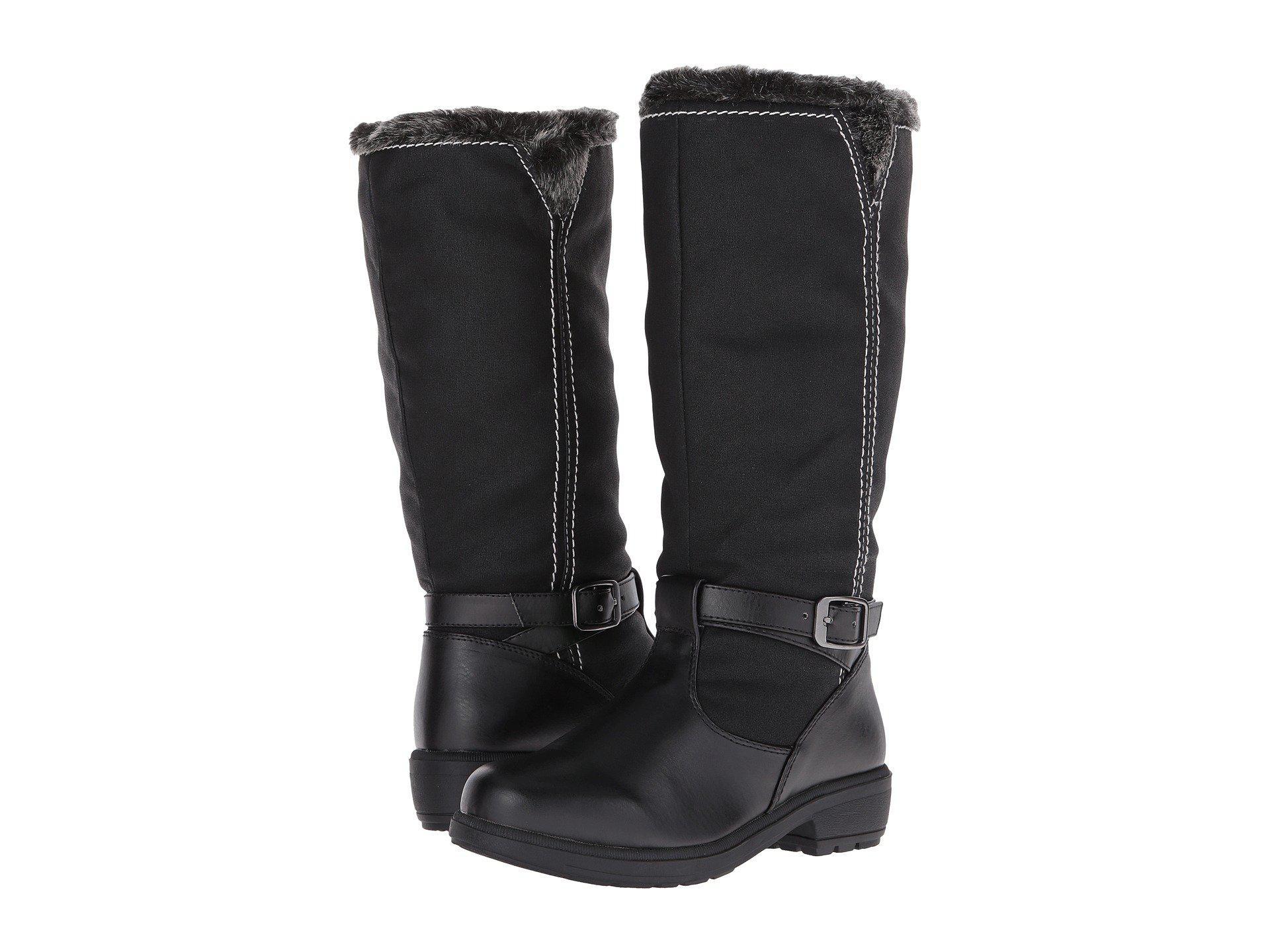 Stylish Women s Boots Tundra Boots Mai Black WomenSpecial buy